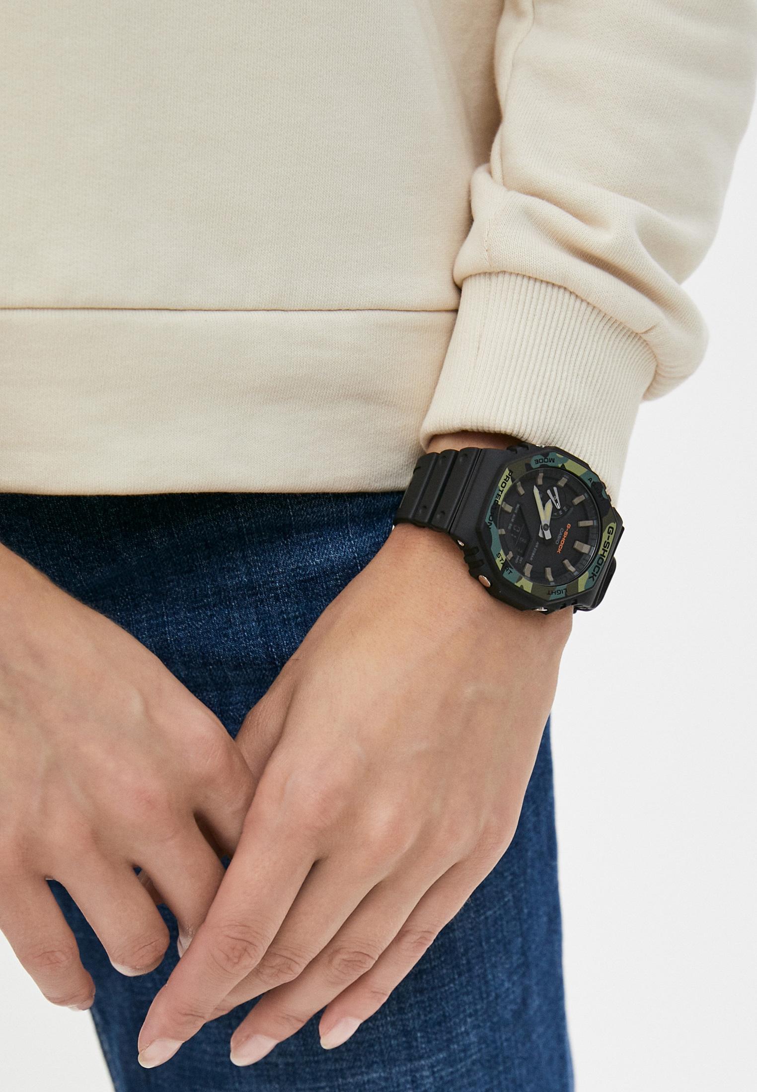 Мужские часы Casio GA-2100SU-1AER: изображение 6