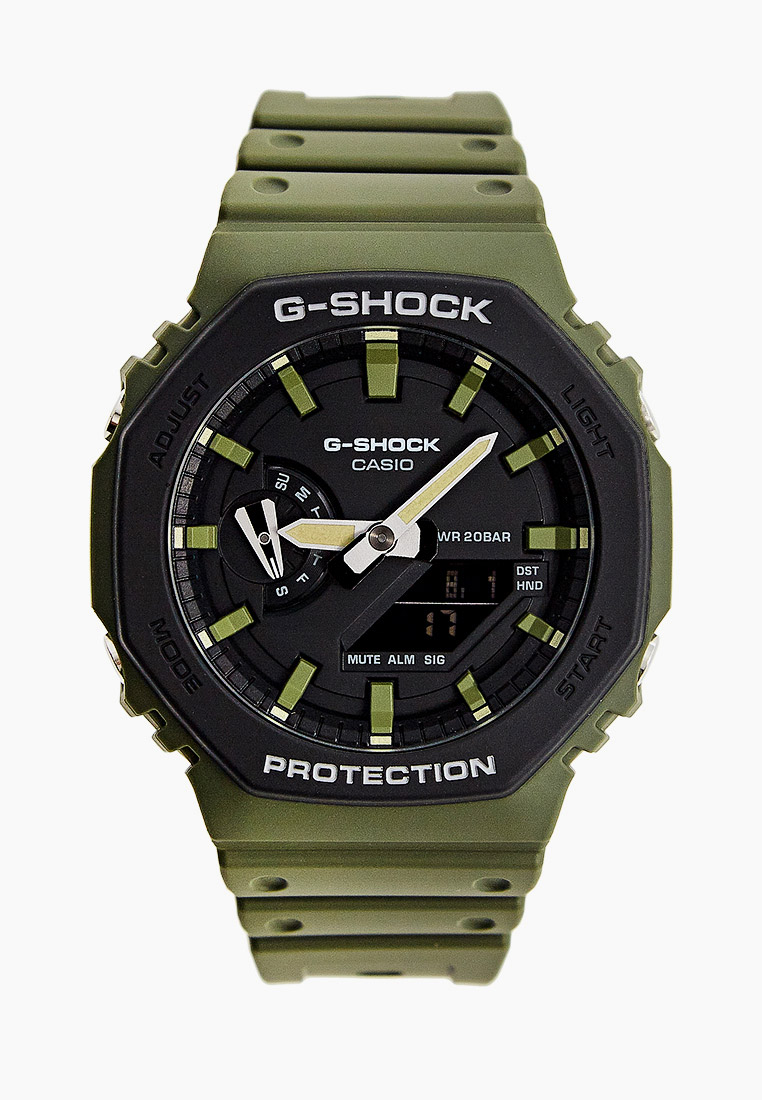 Мужские часы Casio GA-2110SU-3AER
