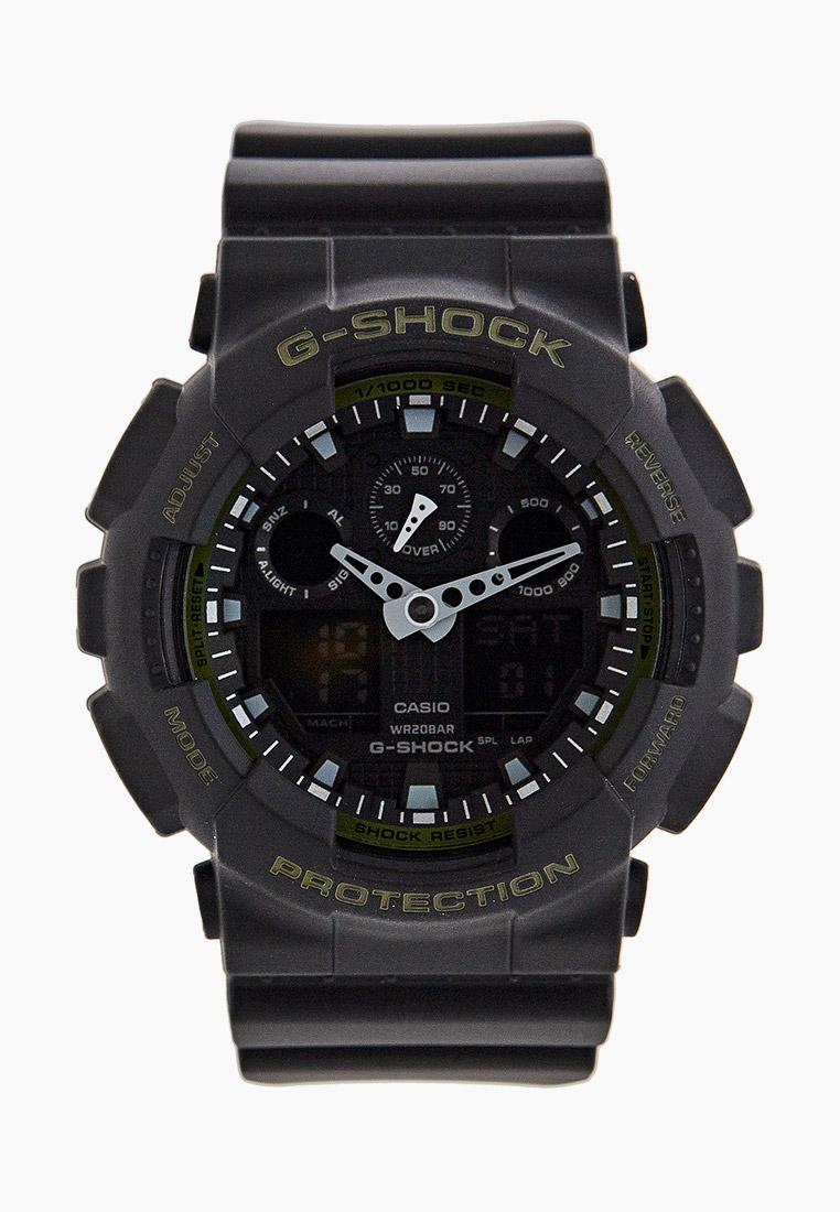 Мужские часы Casio GA-100L-1A: изображение 1