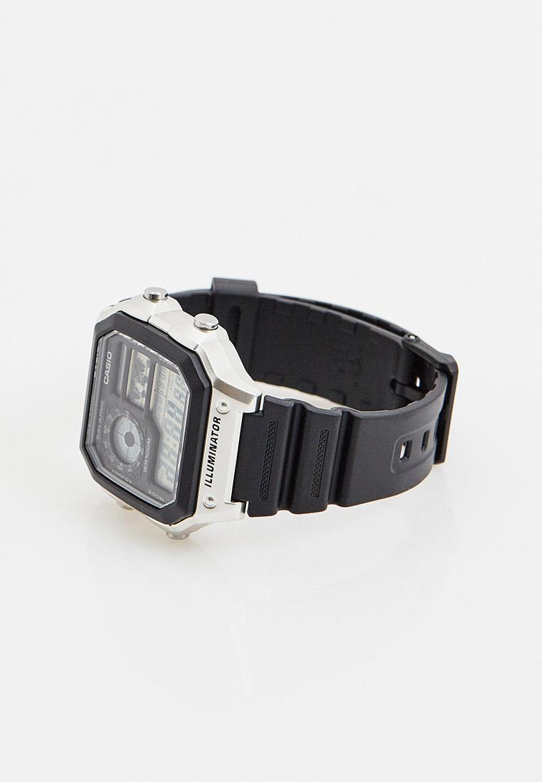 Мужские часы Casio AE-1200WH-1CVEF: изображение 3
