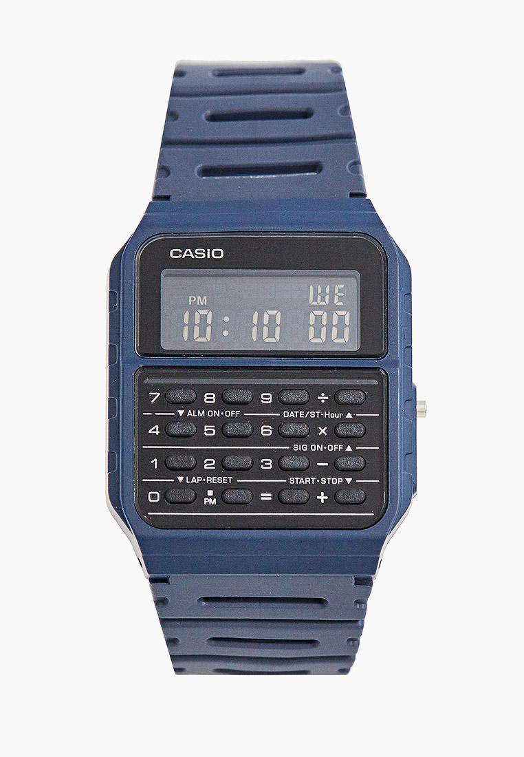 Мужские часы Casio CA-53WF-2BEF: изображение 1