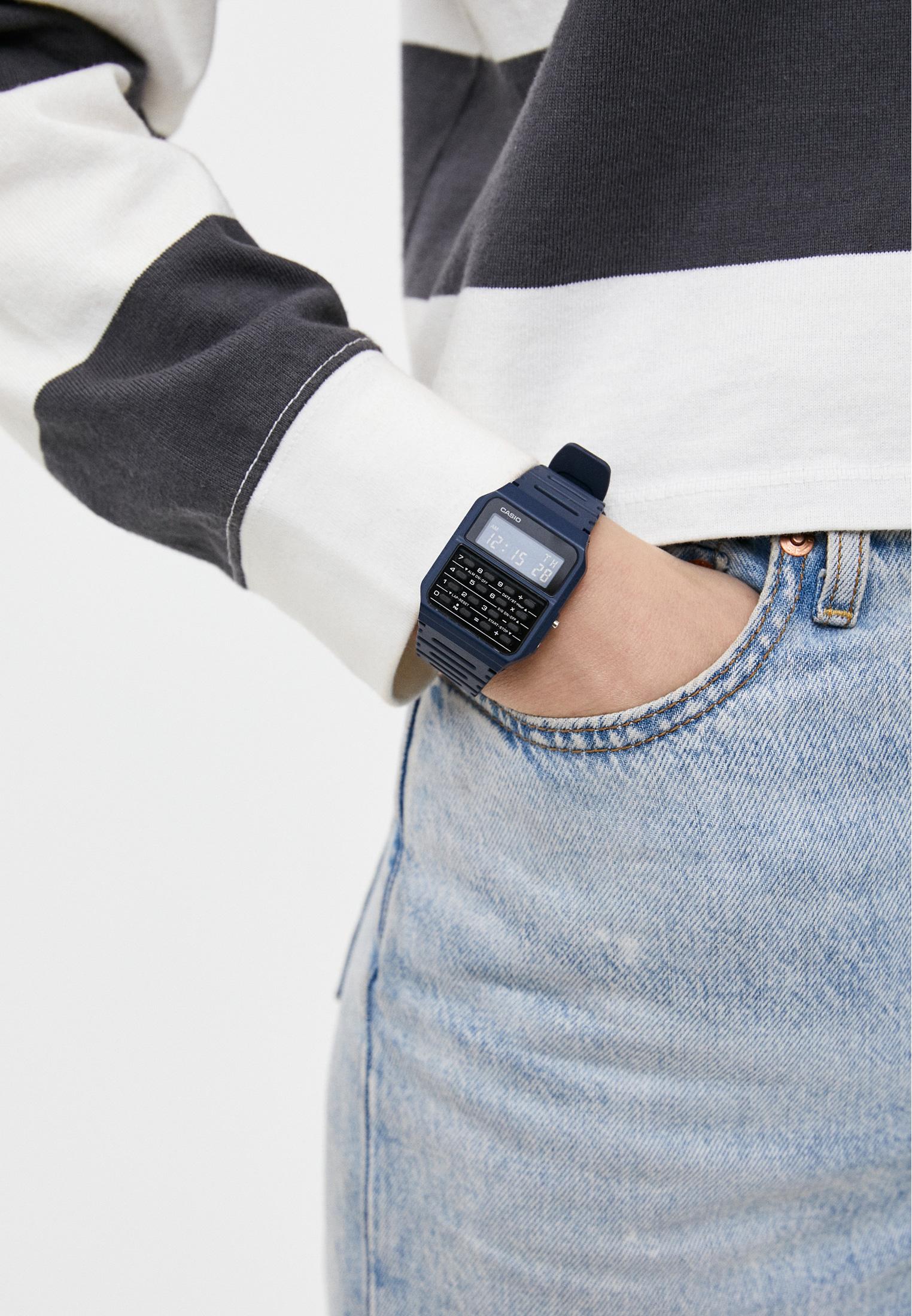 Мужские часы Casio CA-53WF-2BEF: изображение 4