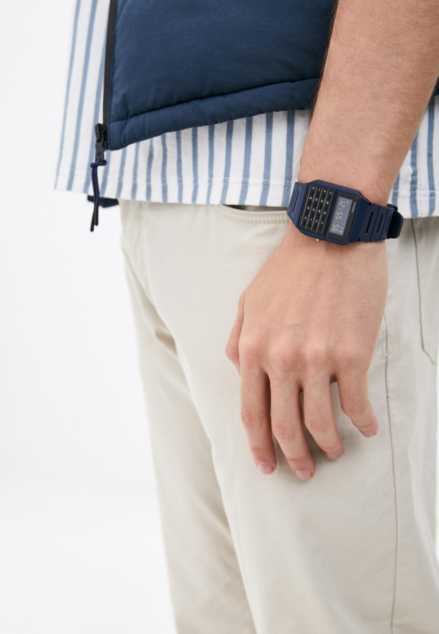 Мужские часы Casio CA-53WF-2BEF: изображение 5