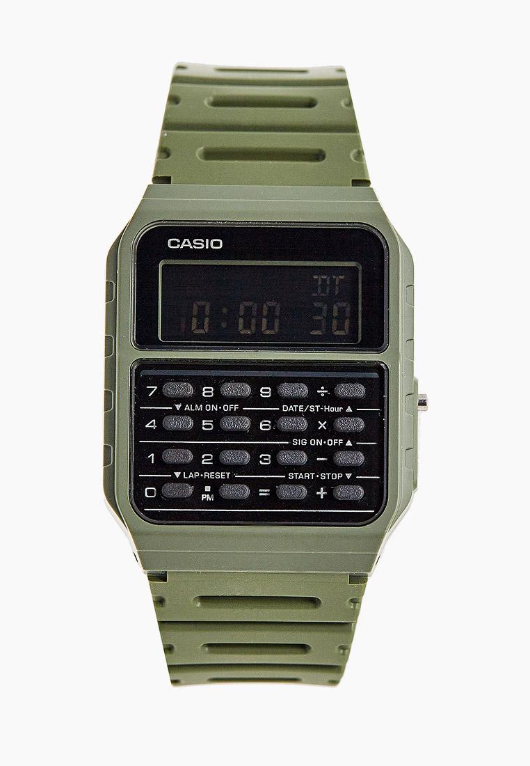 Мужские часы Casio CA-53WF-3BEF