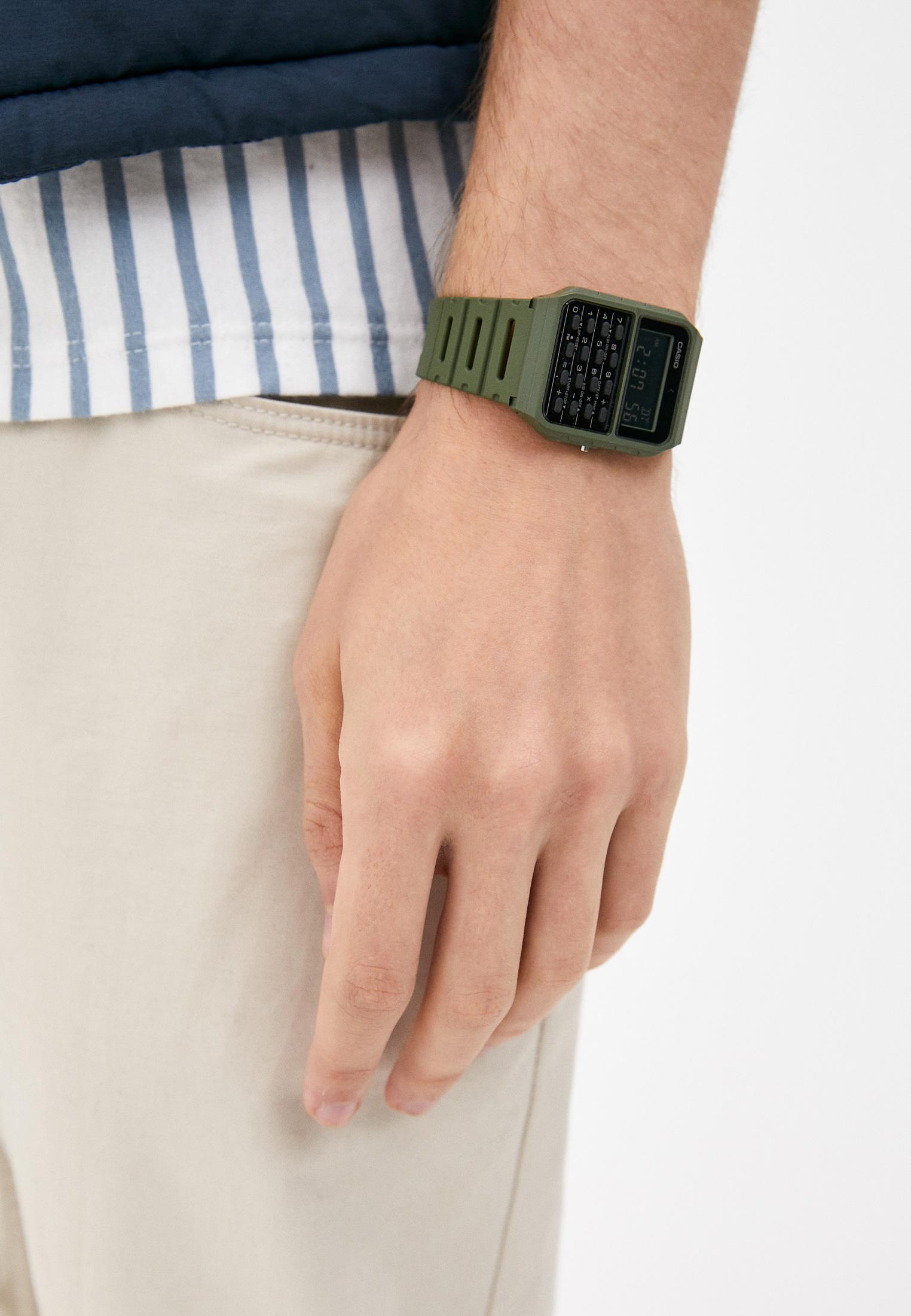 Мужские часы Casio CA-53WF-3BEF: изображение 5