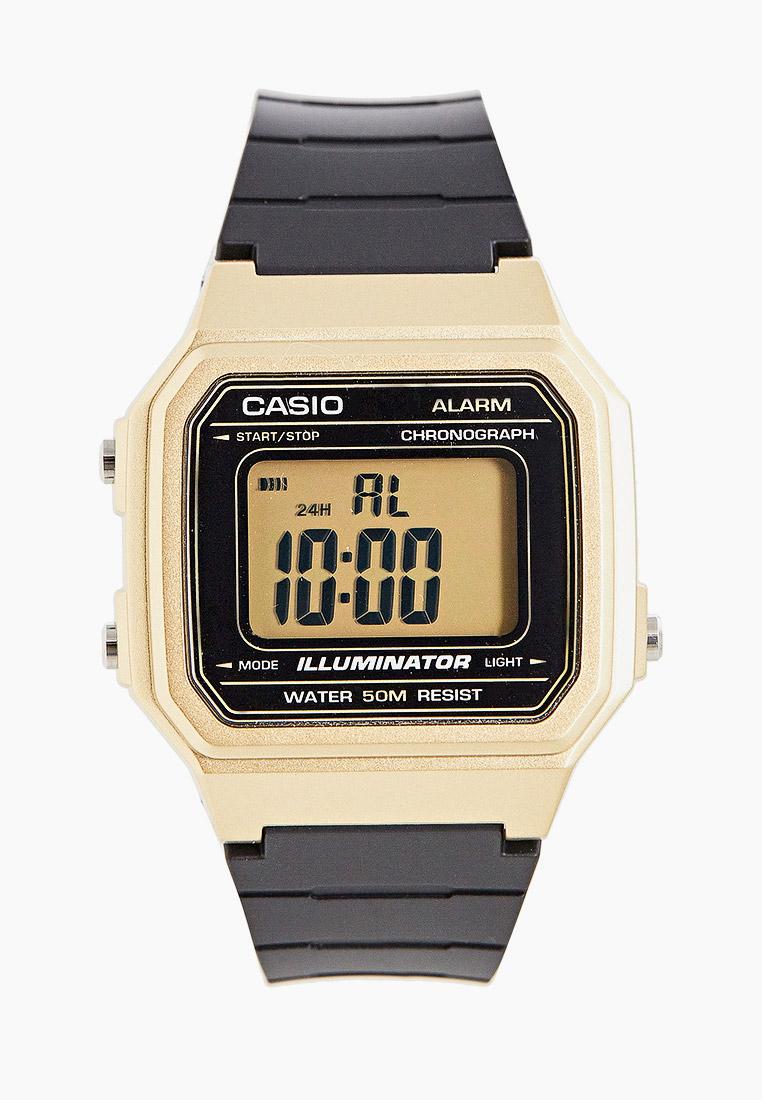 Мужские часы Casio W-217HM-9AVEF