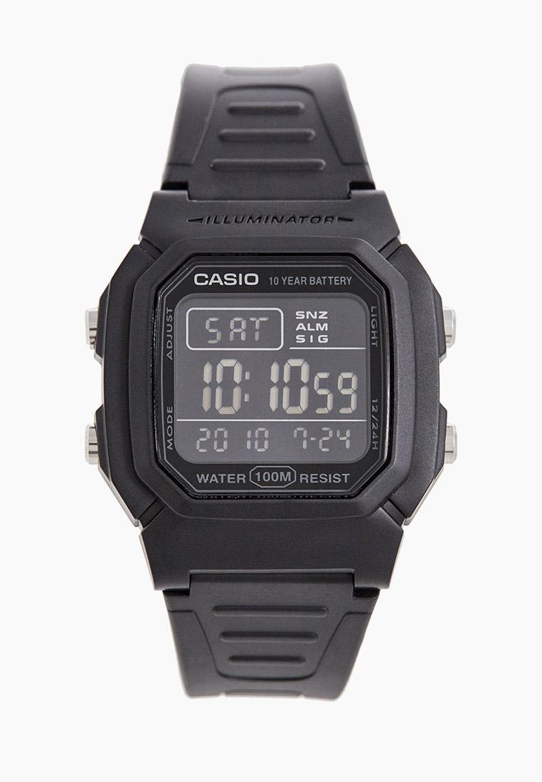 Мужские часы Casio W-800H-1BVES
