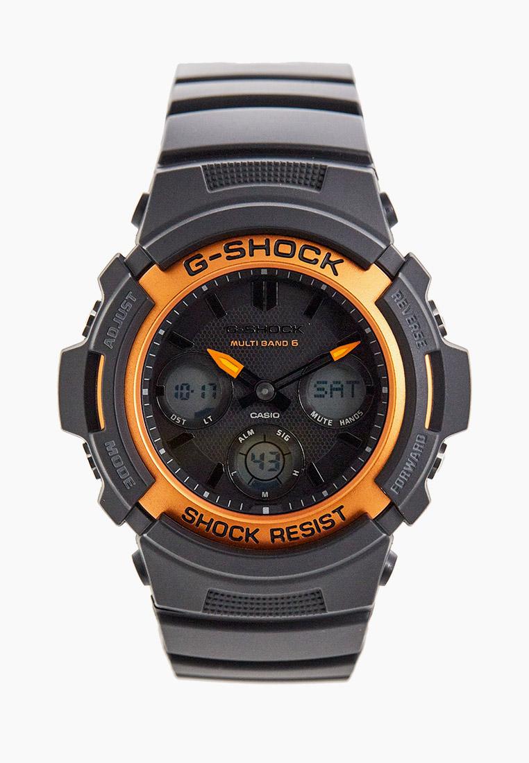 Мужские часы Casio AWG-M100SF-1H4ER: изображение 1