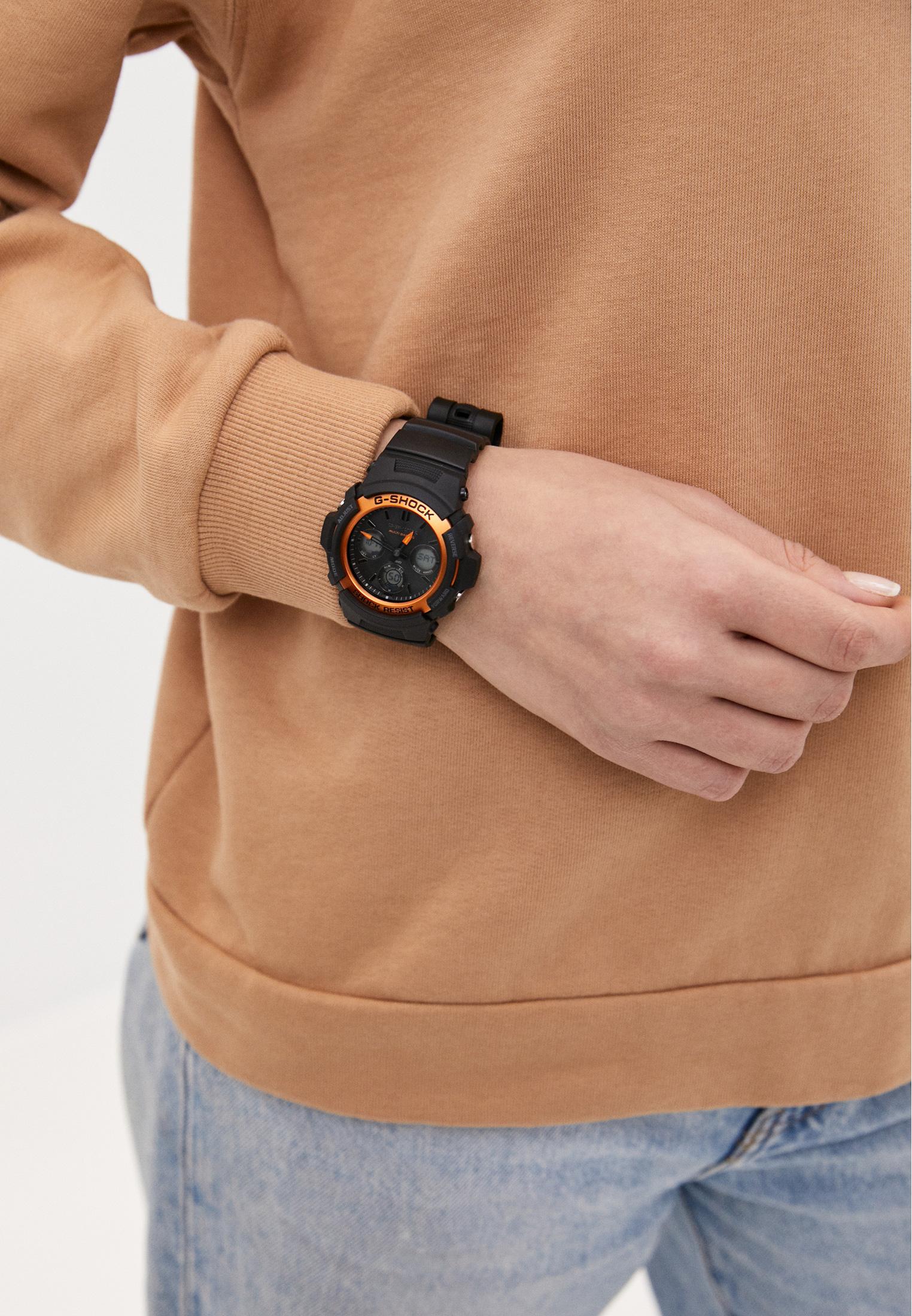 Мужские часы Casio AWG-M100SF-1H4ER: изображение 5