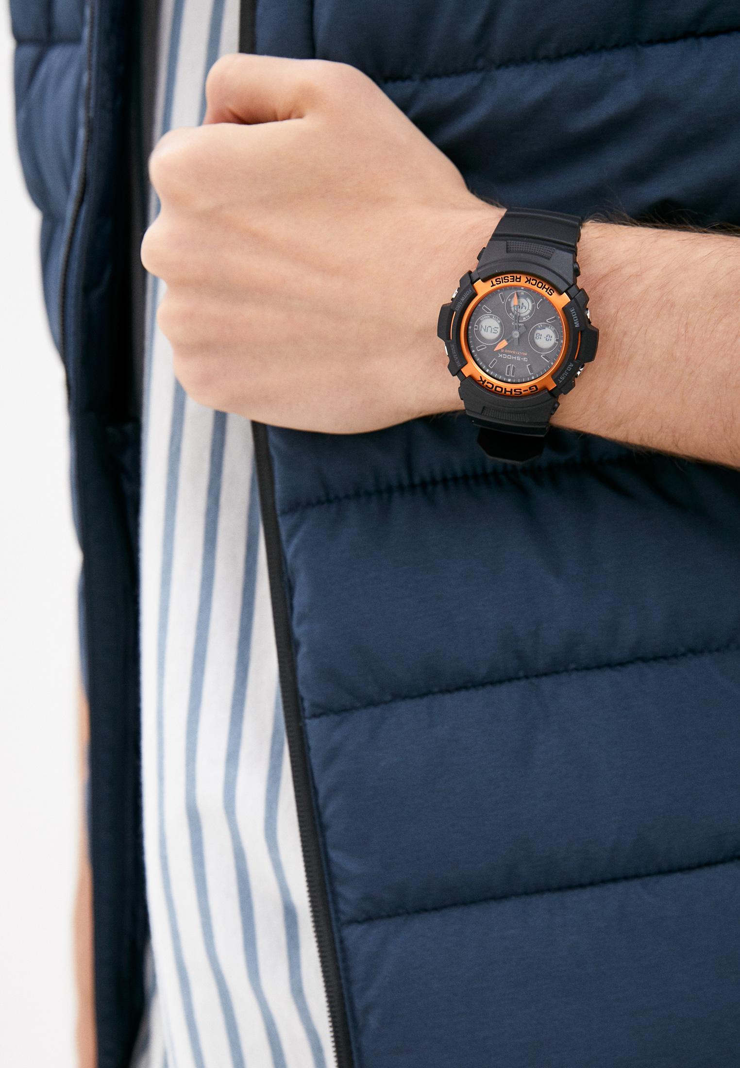Мужские часы Casio AWG-M100SF-1H4ER: изображение 6