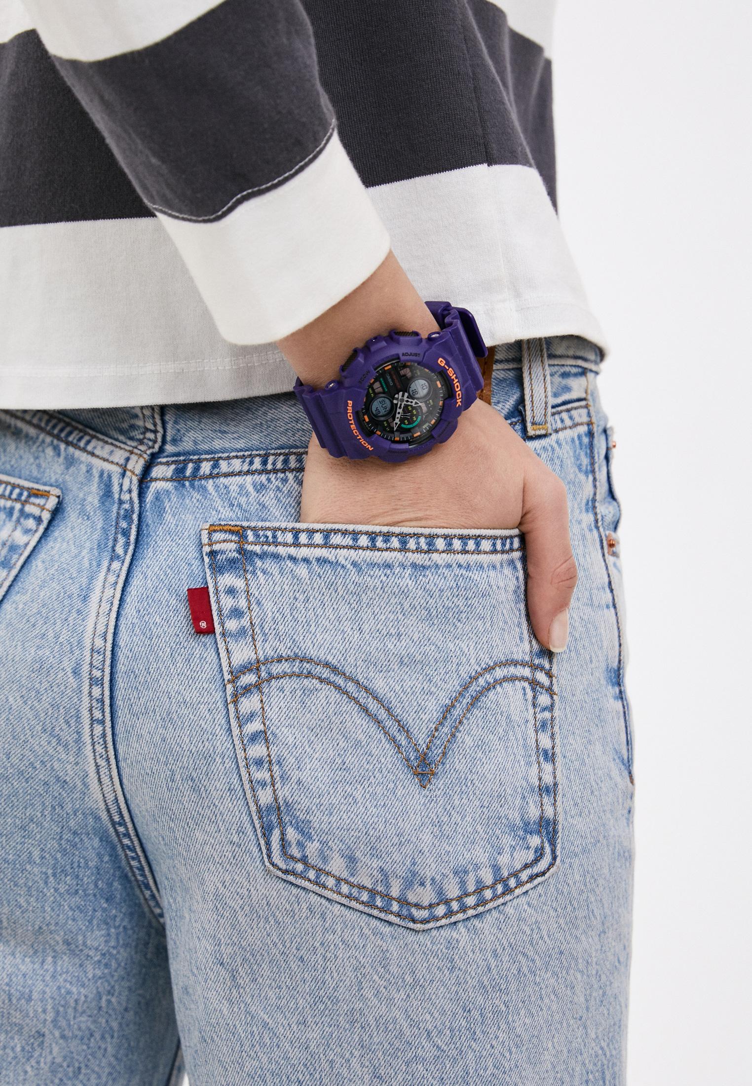 Мужские часы Casio GA-140-6AER: изображение 5