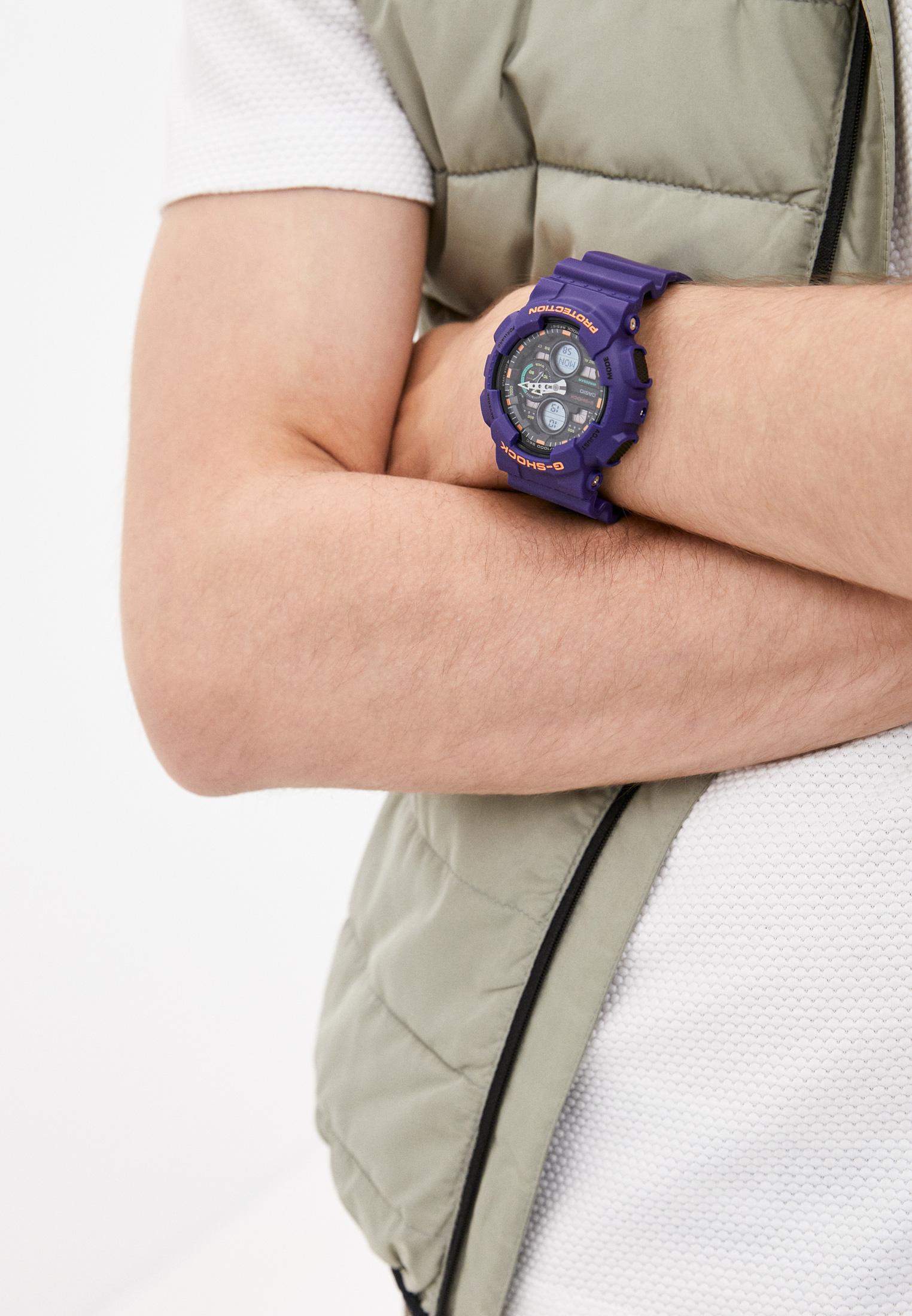 Мужские часы Casio GA-140-6AER: изображение 6