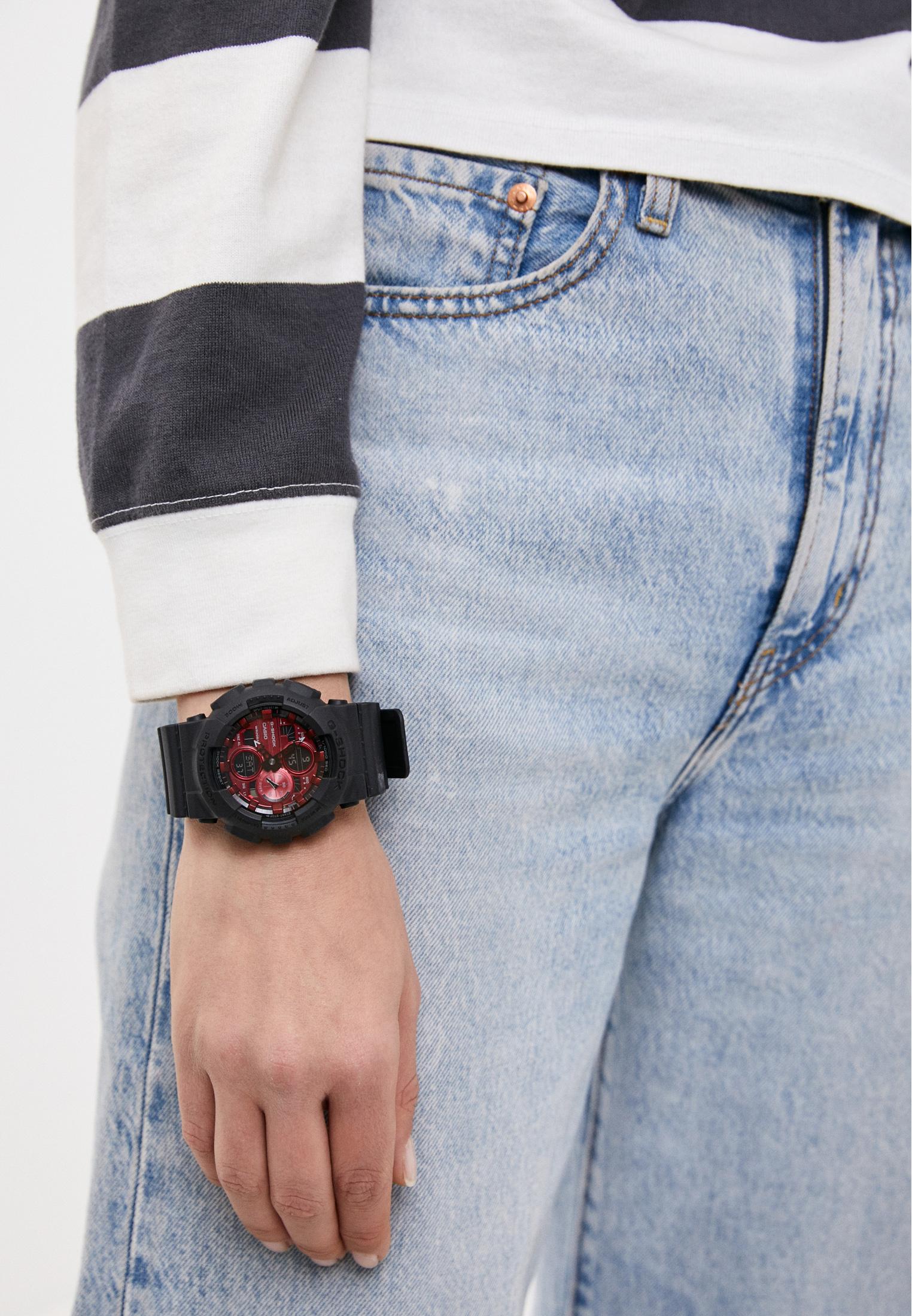 Мужские часы Casio GA-140AR-1AER: изображение 1