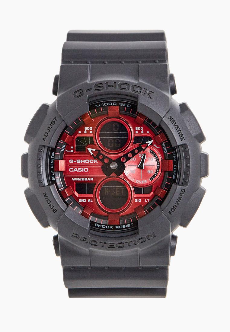 Мужские часы Casio GA-140AR-1AER: изображение 2