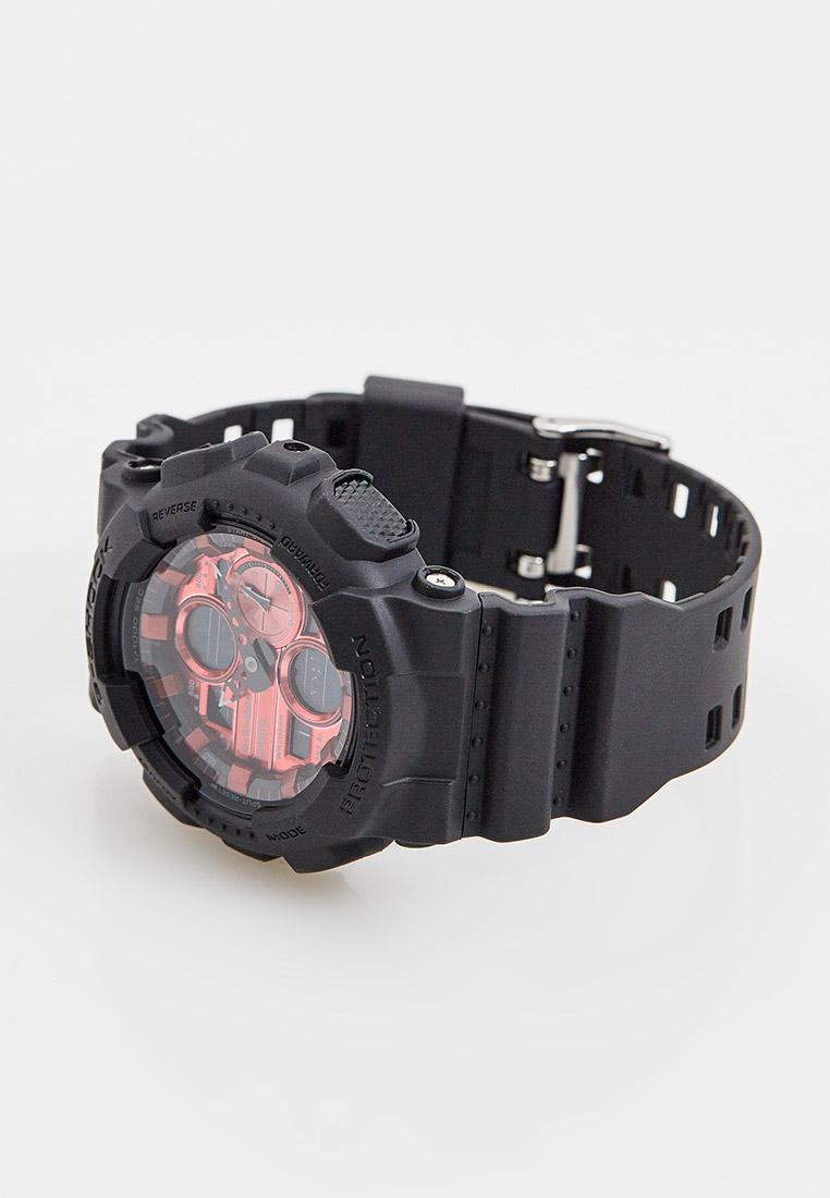 Мужские часы Casio GA-140AR-1AER: изображение 4
