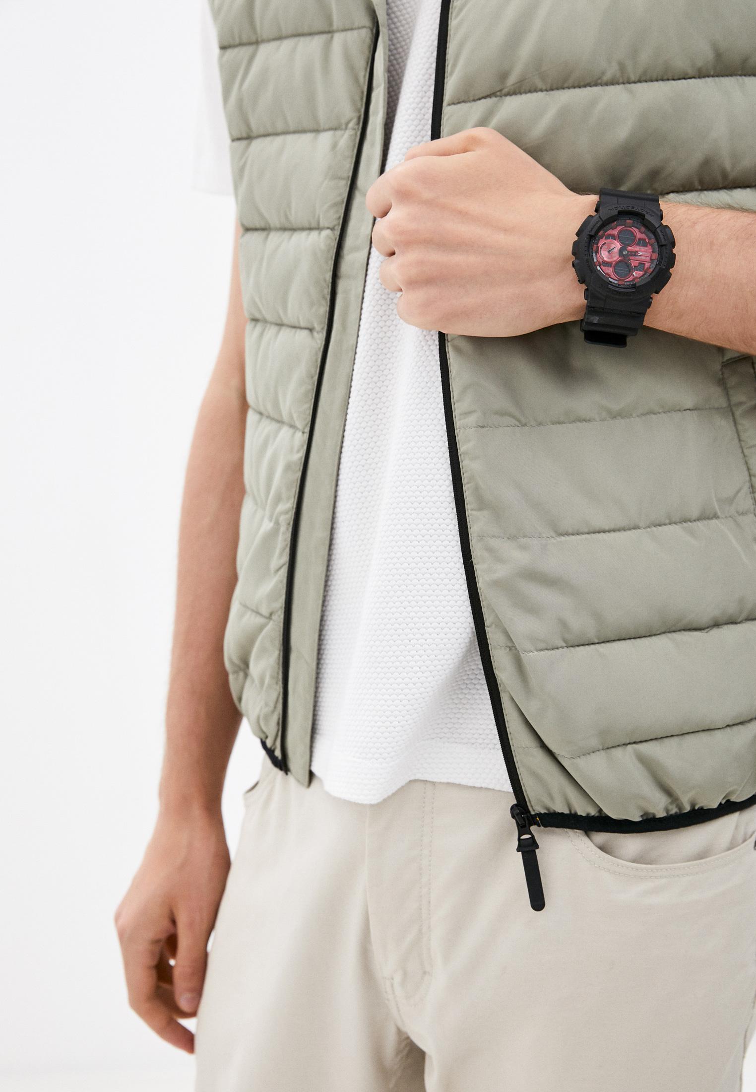 Мужские часы Casio GA-140AR-1AER: изображение 6
