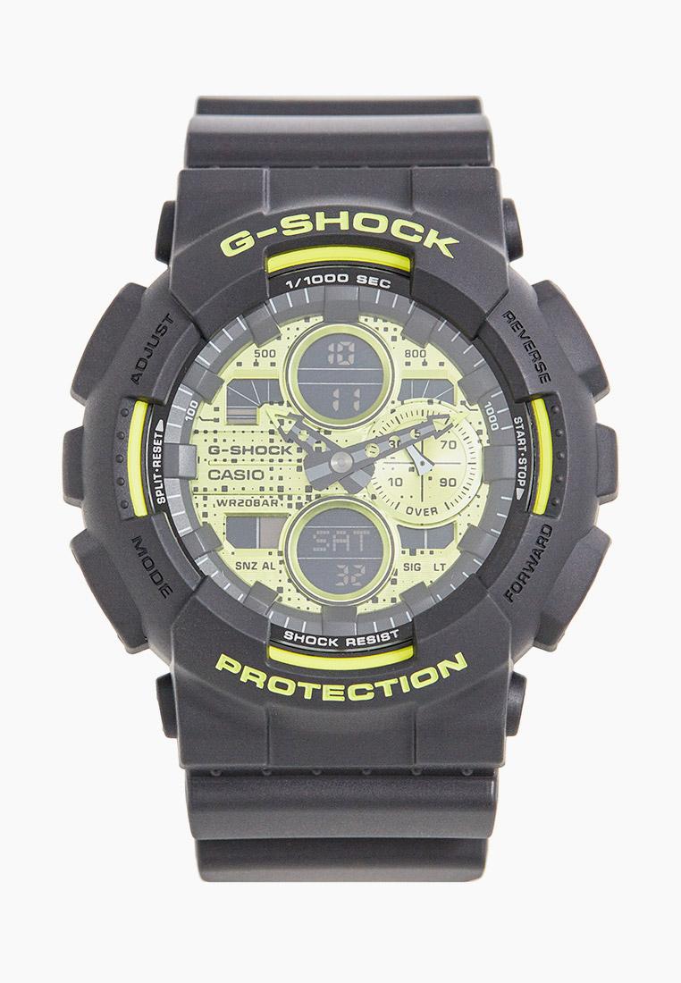 Мужские часы Casio GA-140DC-1AER