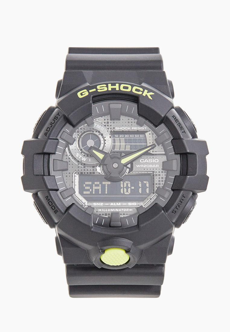 Мужские часы Casio GA-700DC-1AER: изображение 1