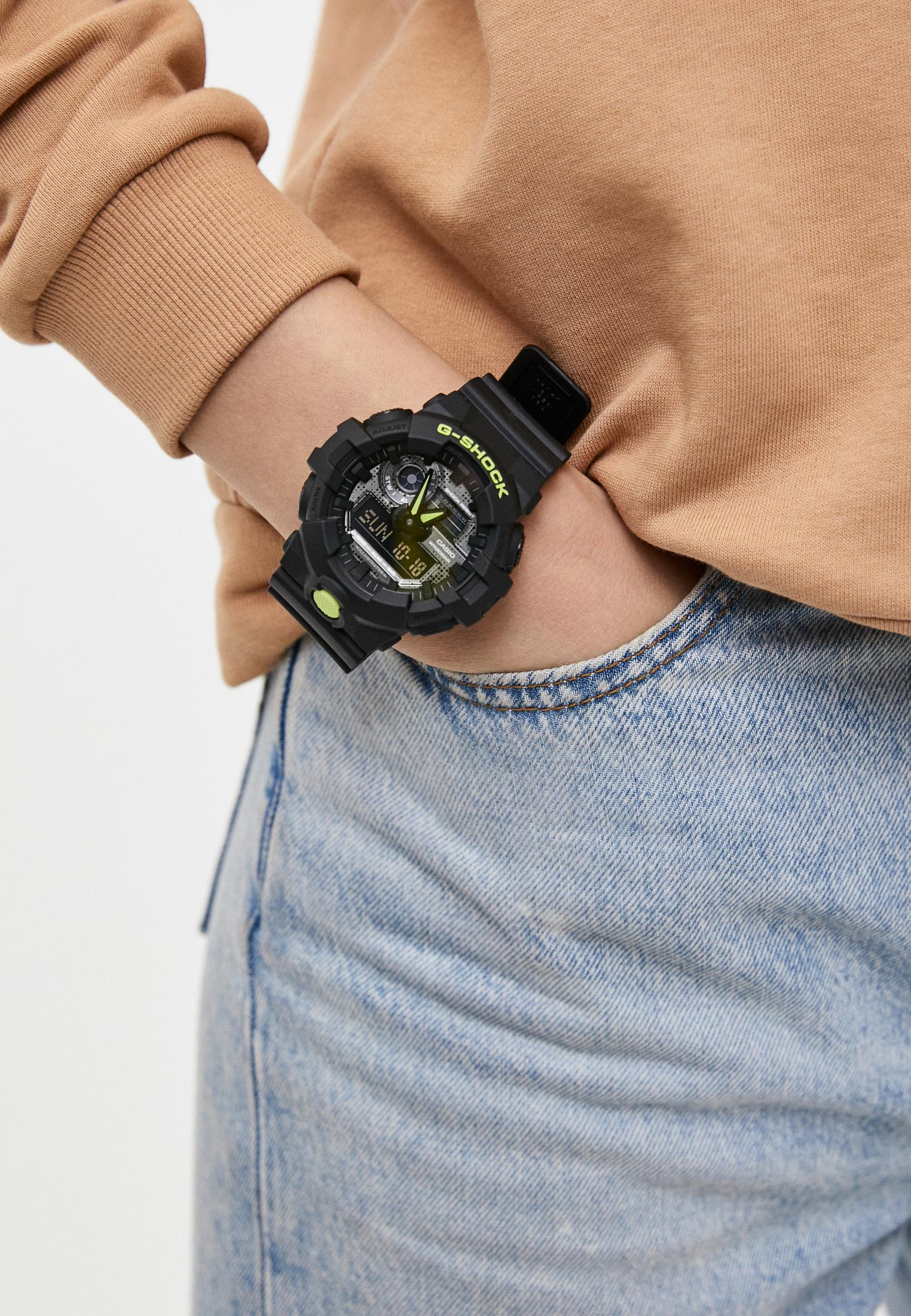 Мужские часы Casio GA-700DC-1AER: изображение 5