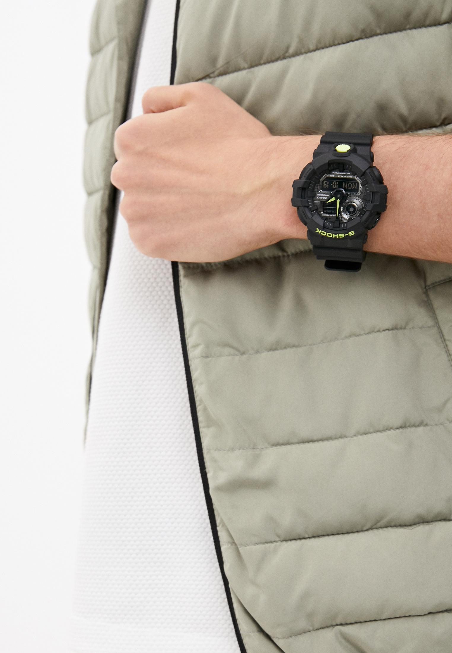 Мужские часы Casio GA-700DC-1AER: изображение 6