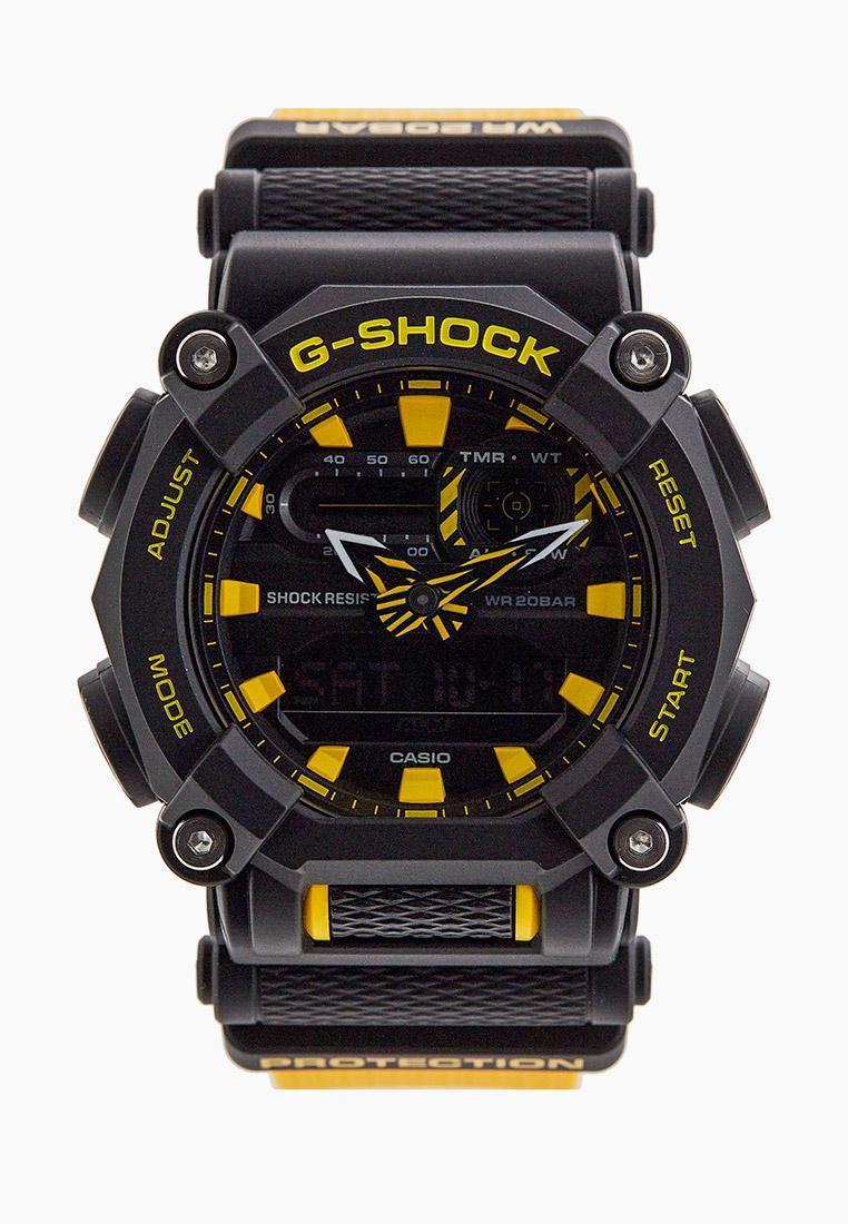 Мужские часы Casio GA-900A-1A9ER: изображение 1