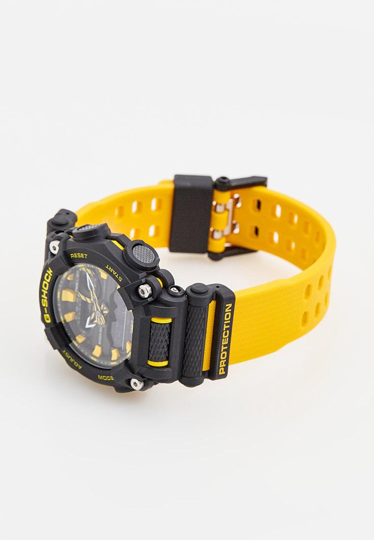 Мужские часы Casio GA-900A-1A9ER: изображение 3