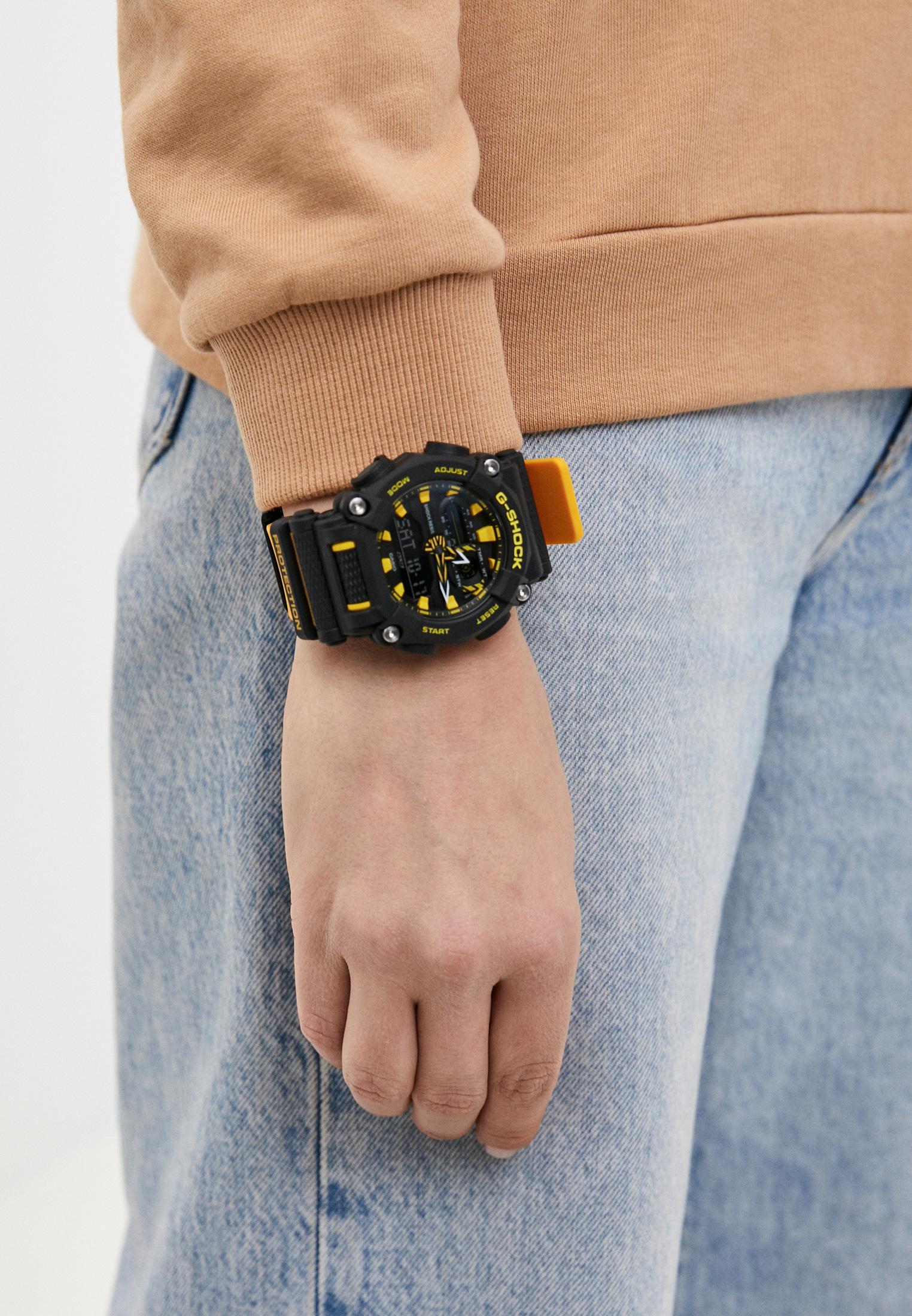 Мужские часы Casio GA-900A-1A9ER: изображение 5