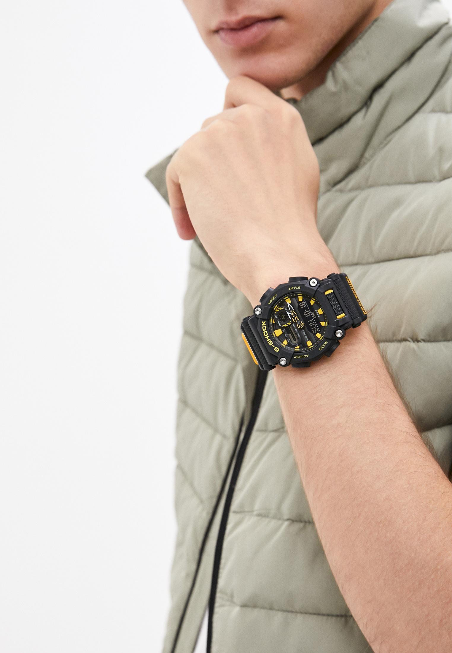 Мужские часы Casio GA-900A-1A9ER: изображение 6