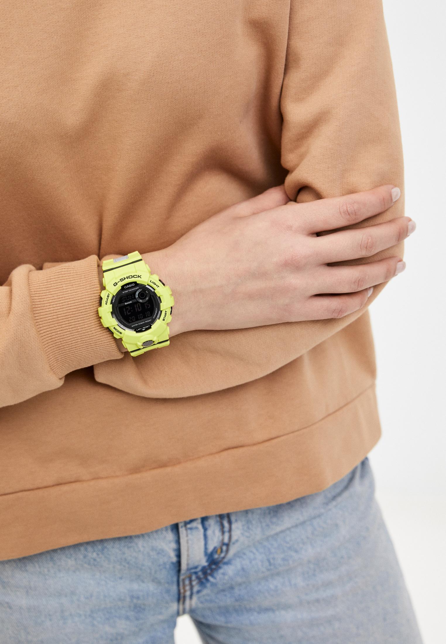 Мужские часы Casio GBD-800LU-9ER: изображение 5