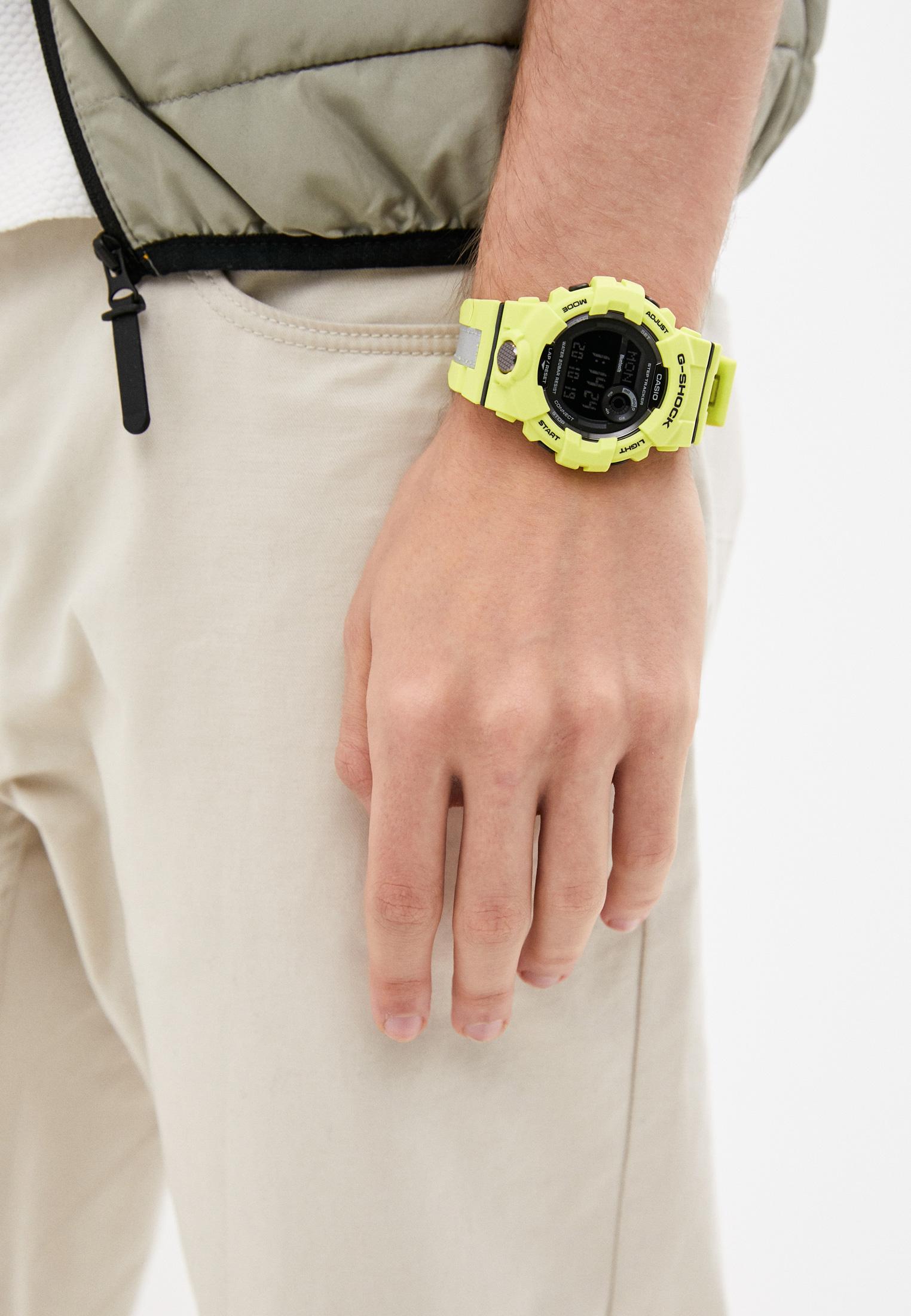 Мужские часы Casio GBD-800LU-9ER: изображение 6