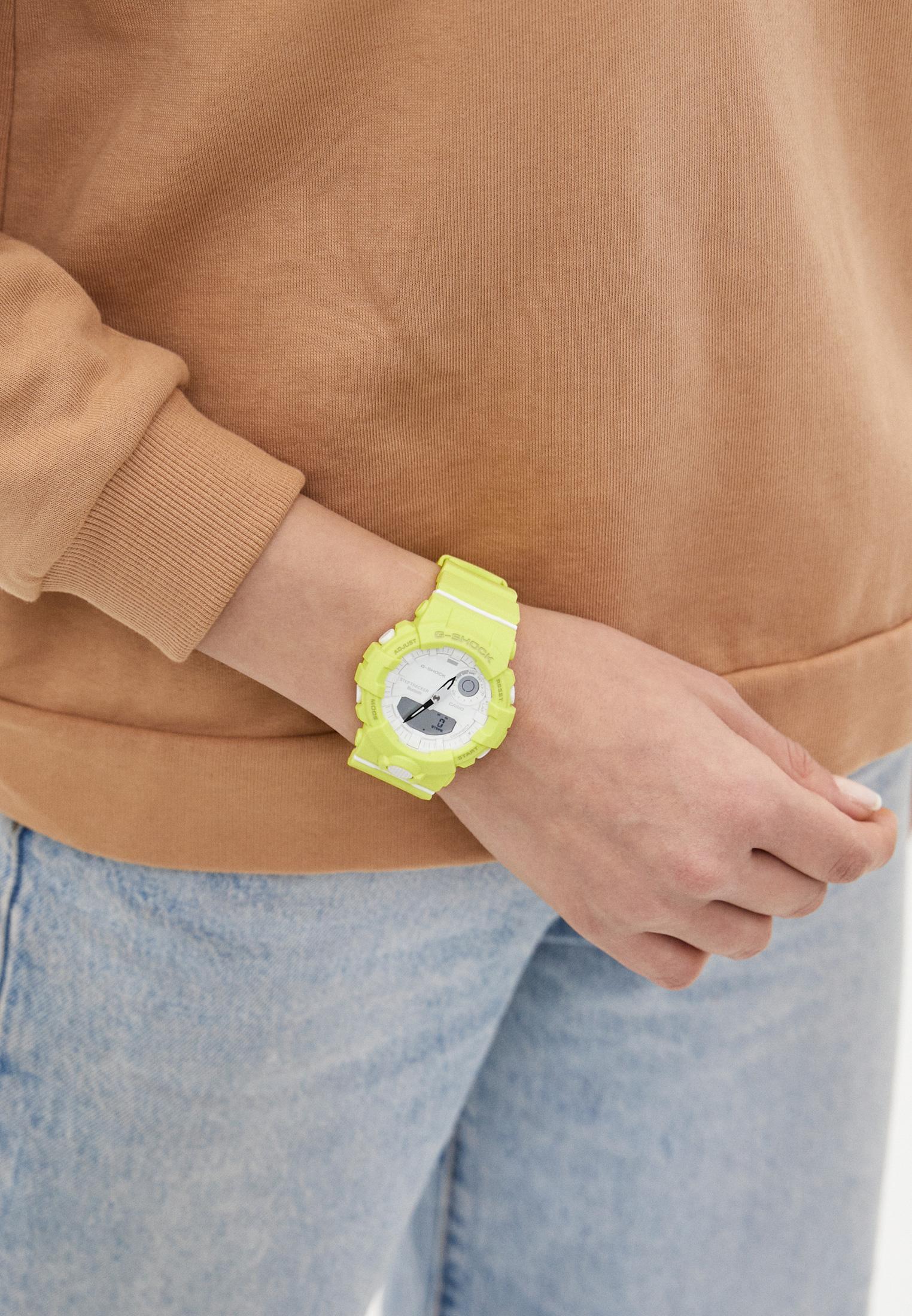Мужские часы Casio GMA-B800-9AER: изображение 5