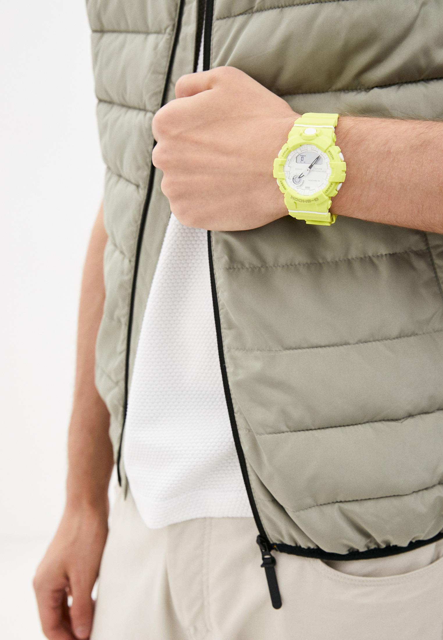 Мужские часы Casio GMA-B800-9AER: изображение 6