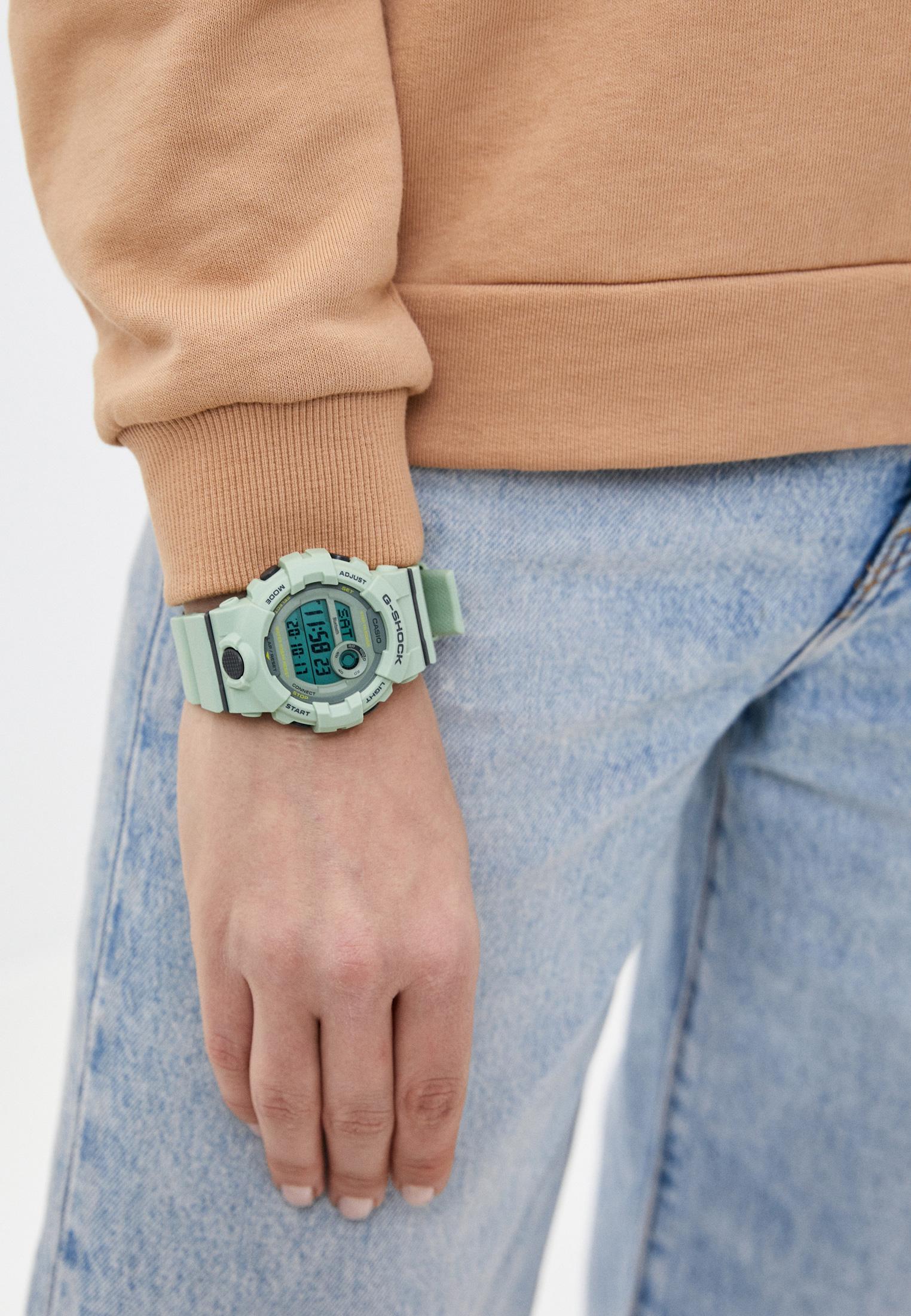 Мужские часы Casio GMD-B800SU-3ER: изображение 5