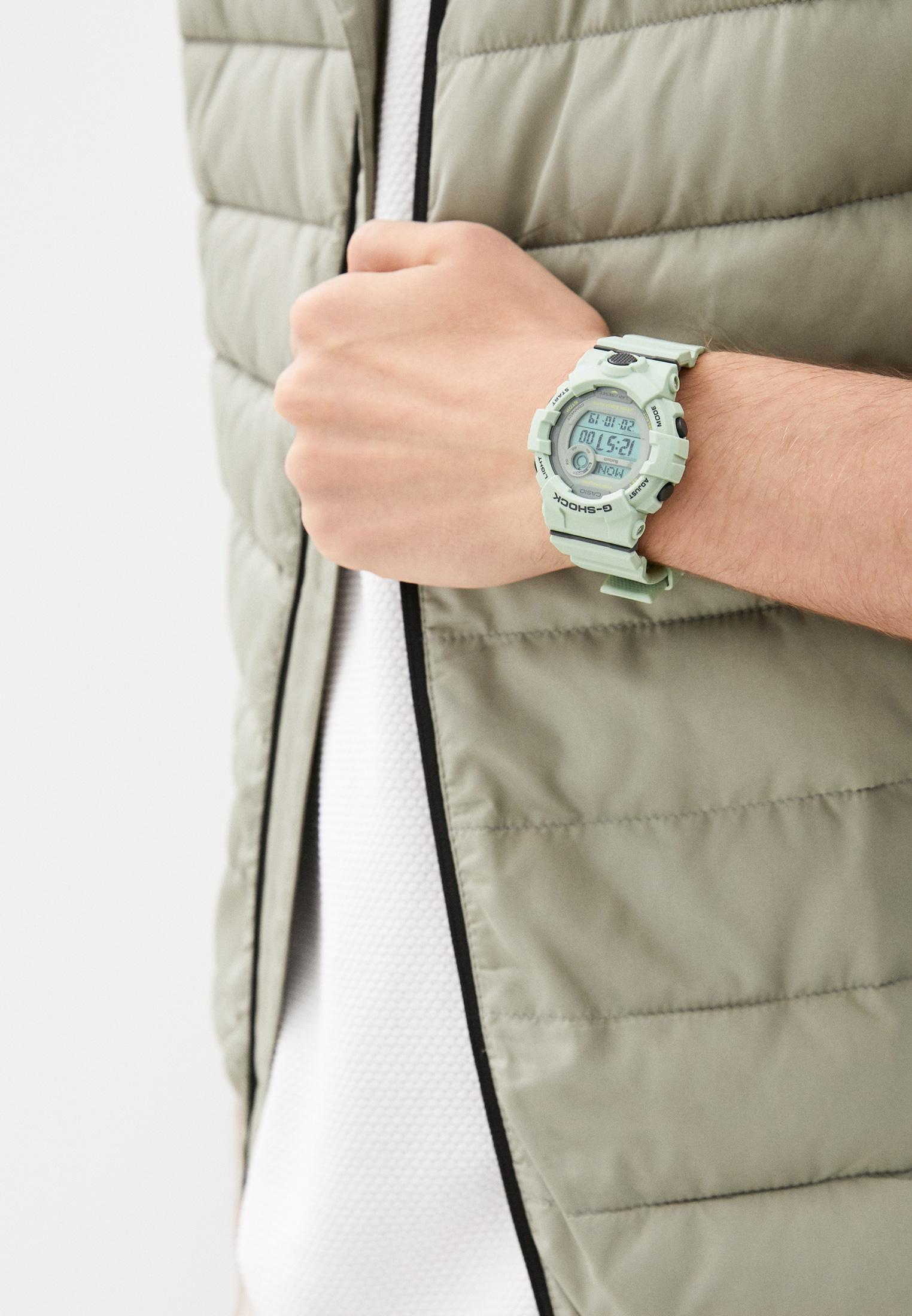 Мужские часы Casio GMD-B800SU-3ER: изображение 6