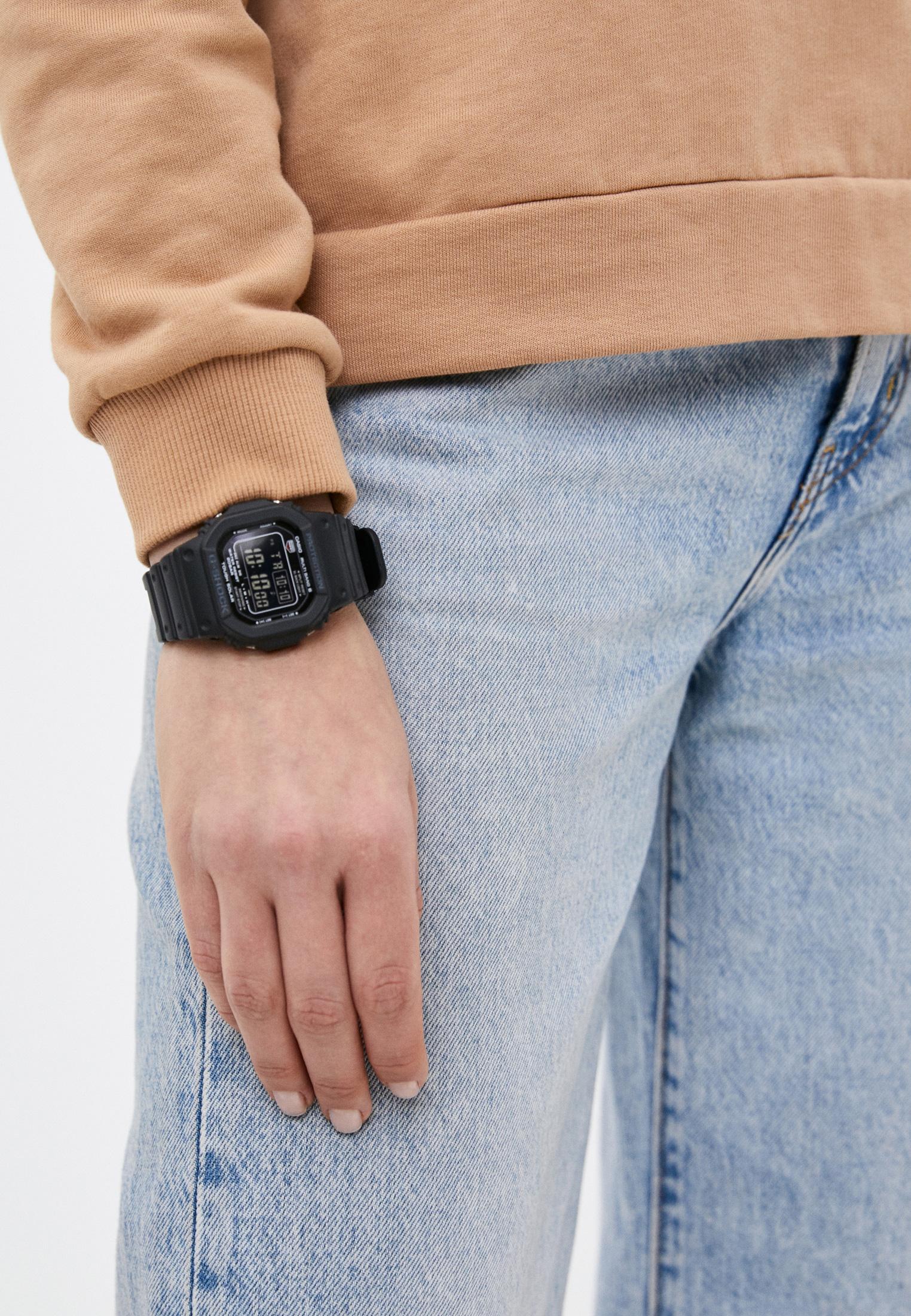 Мужские часы Casio GW-M5610-1BER: изображение 5