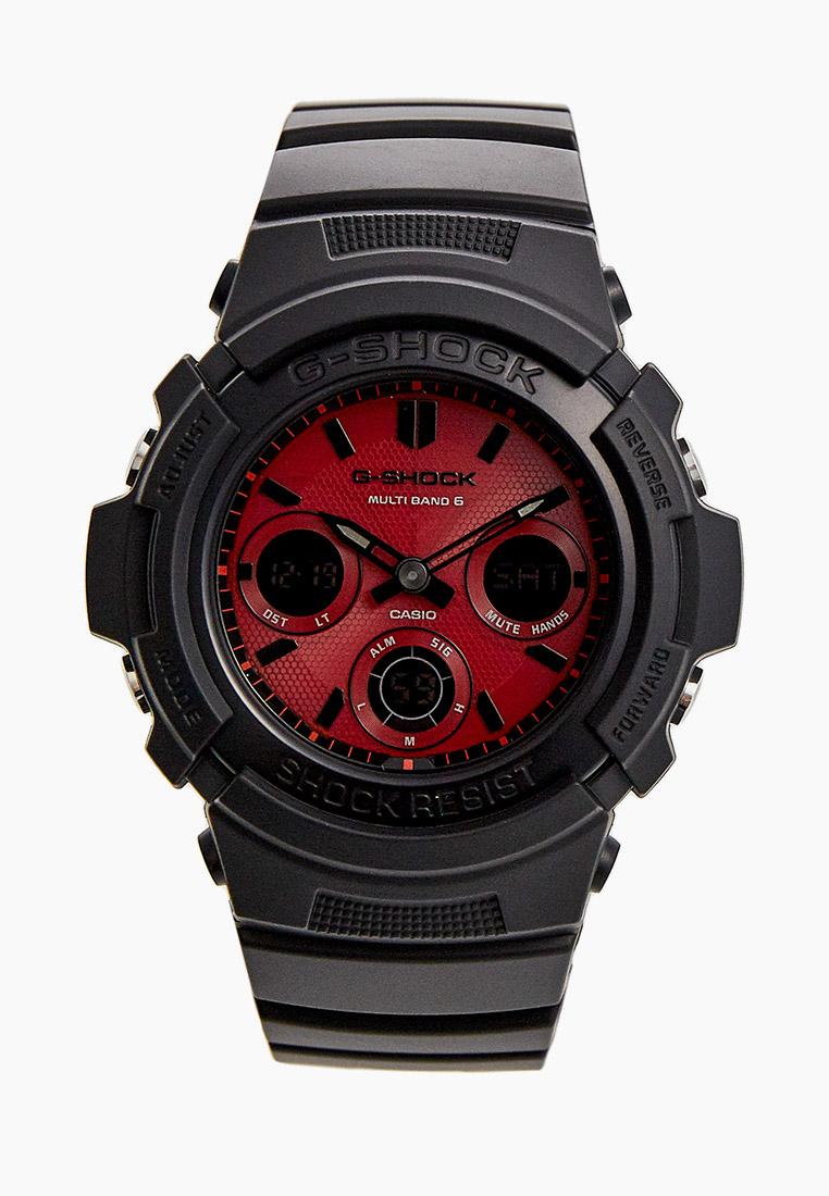Мужские часы Casio AWG-M100SAR-1AER