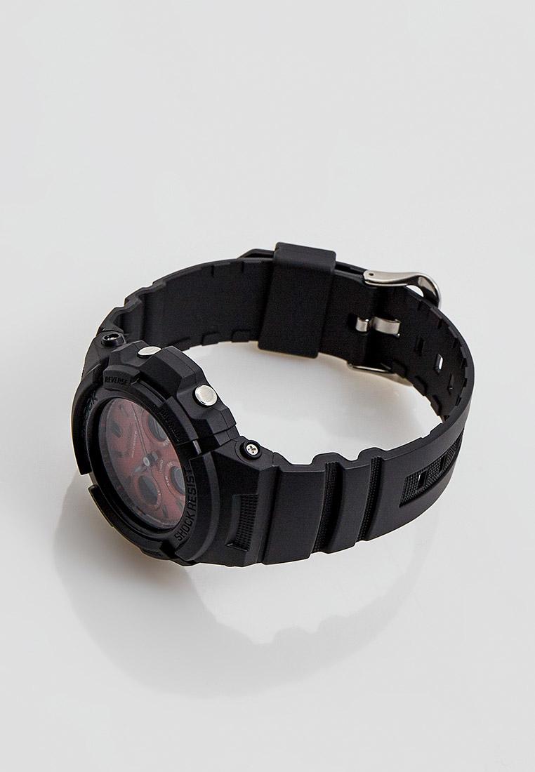 Мужские часы Casio AWG-M100SAR-1AER: изображение 3