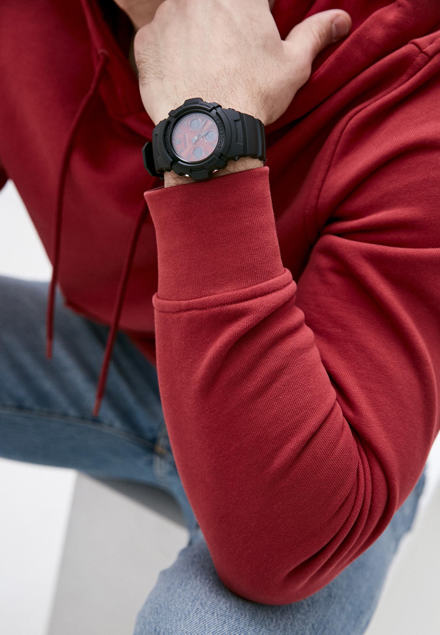 Мужские часы Casio AWG-M100SAR-1AER: изображение 6