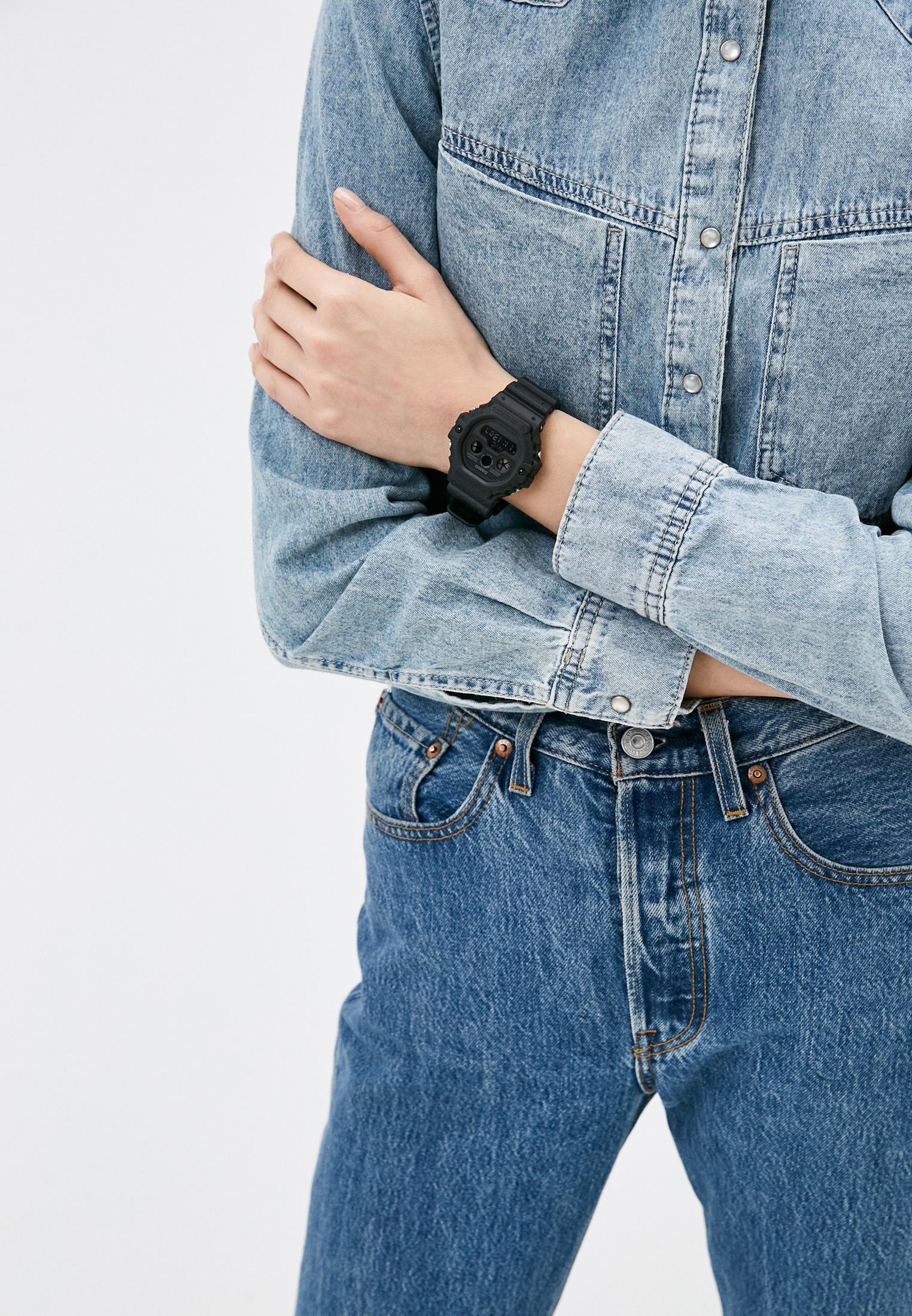 Мужские часы Casio DW-5900BB-1ER: изображение 5