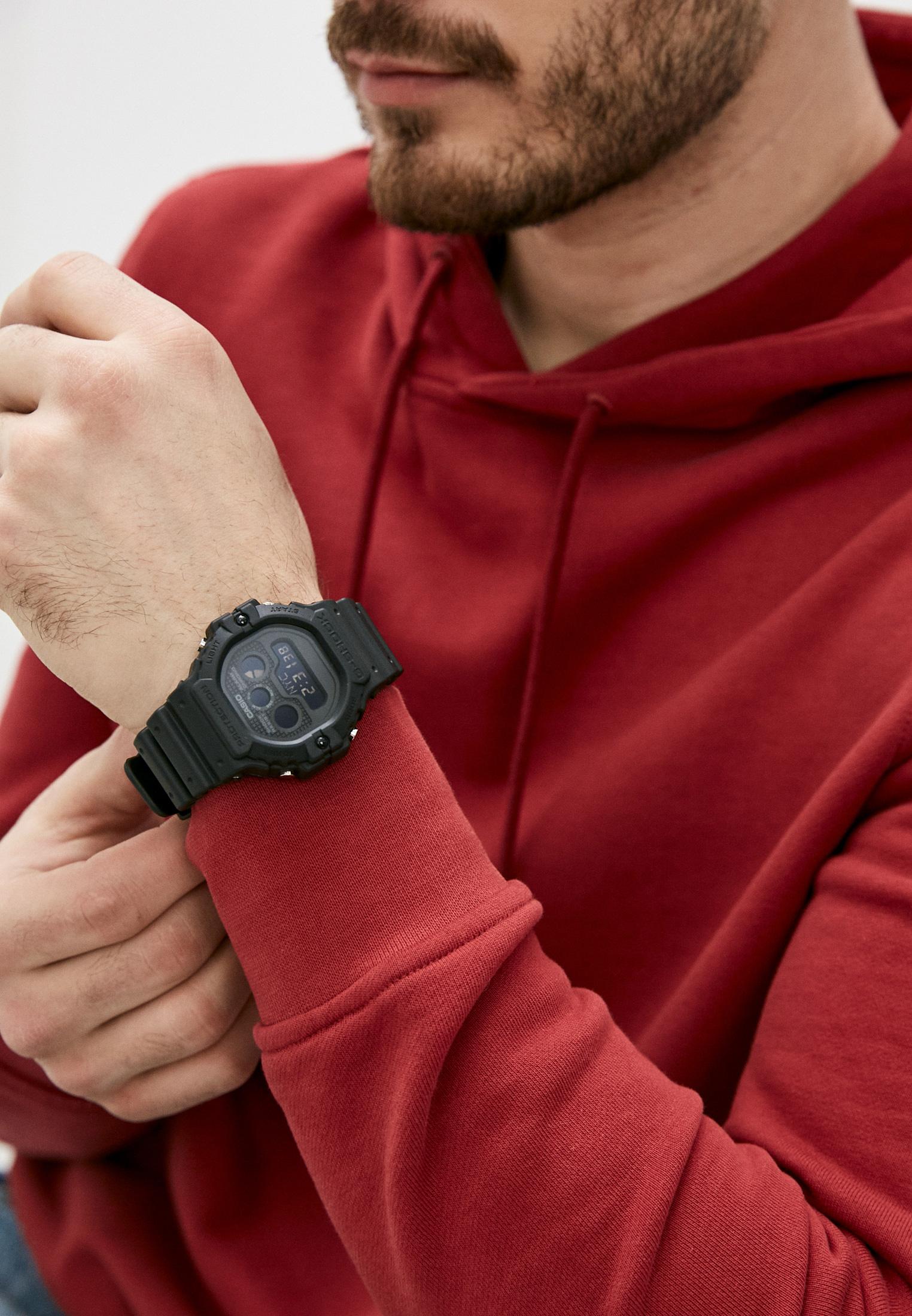 Мужские часы Casio DW-5900BB-1ER: изображение 6