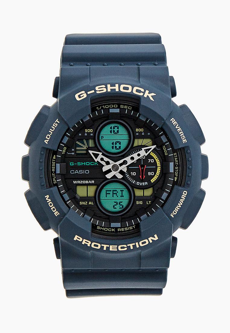 Мужские часы Casio GA-140-2AER
