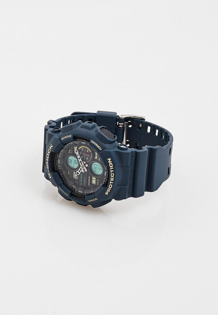 Мужские часы Casio GA-140-2AER: изображение 3