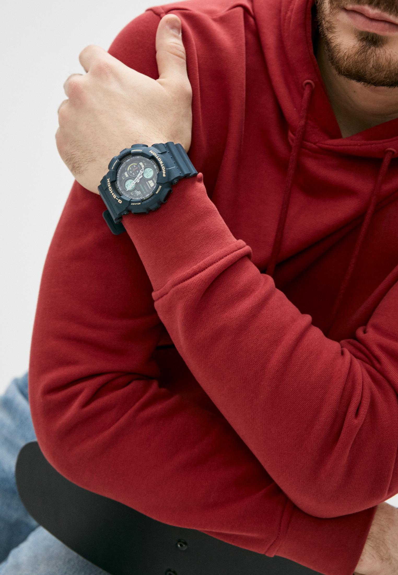 Мужские часы Casio GA-140-2AER: изображение 6