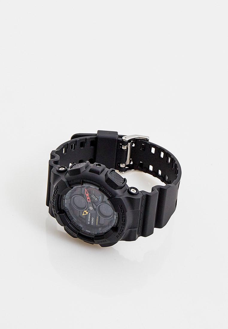 Мужские часы Casio GA-140BMC-1AER: изображение 3
