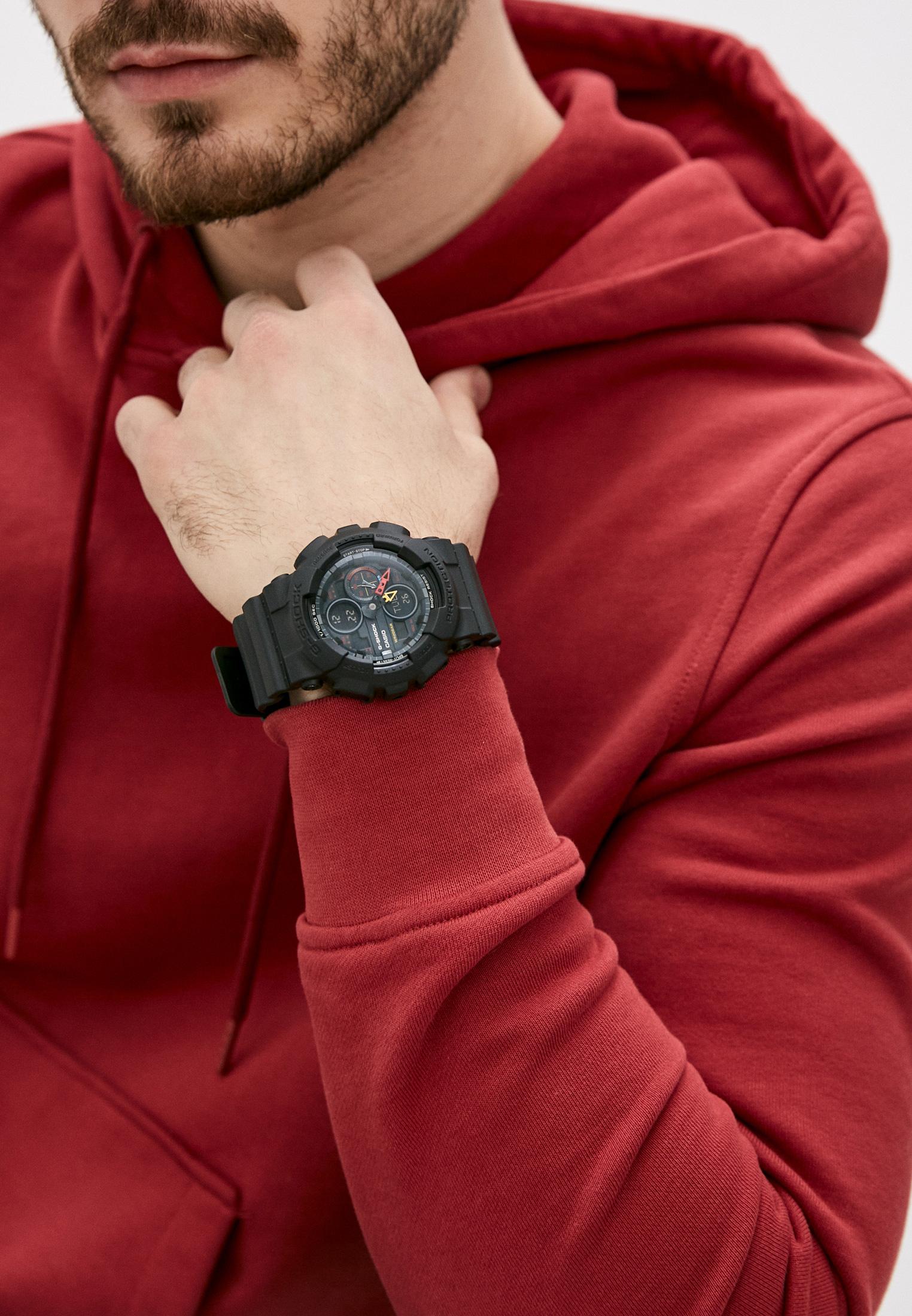 Мужские часы Casio GA-140BMC-1AER: изображение 6