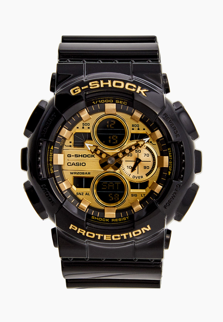 Мужские часы Casio GA-140GB-1A1ER: изображение 1