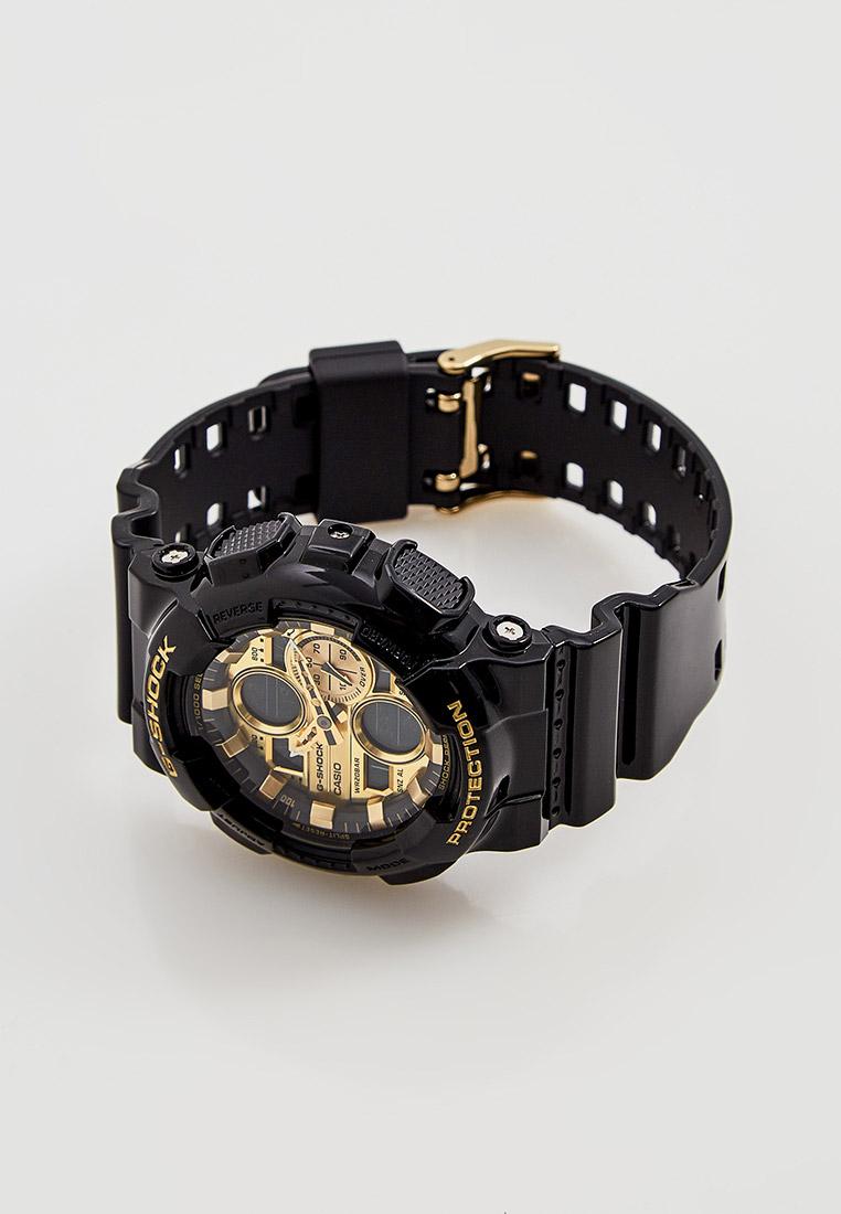 Мужские часы Casio GA-140GB-1A1ER: изображение 3