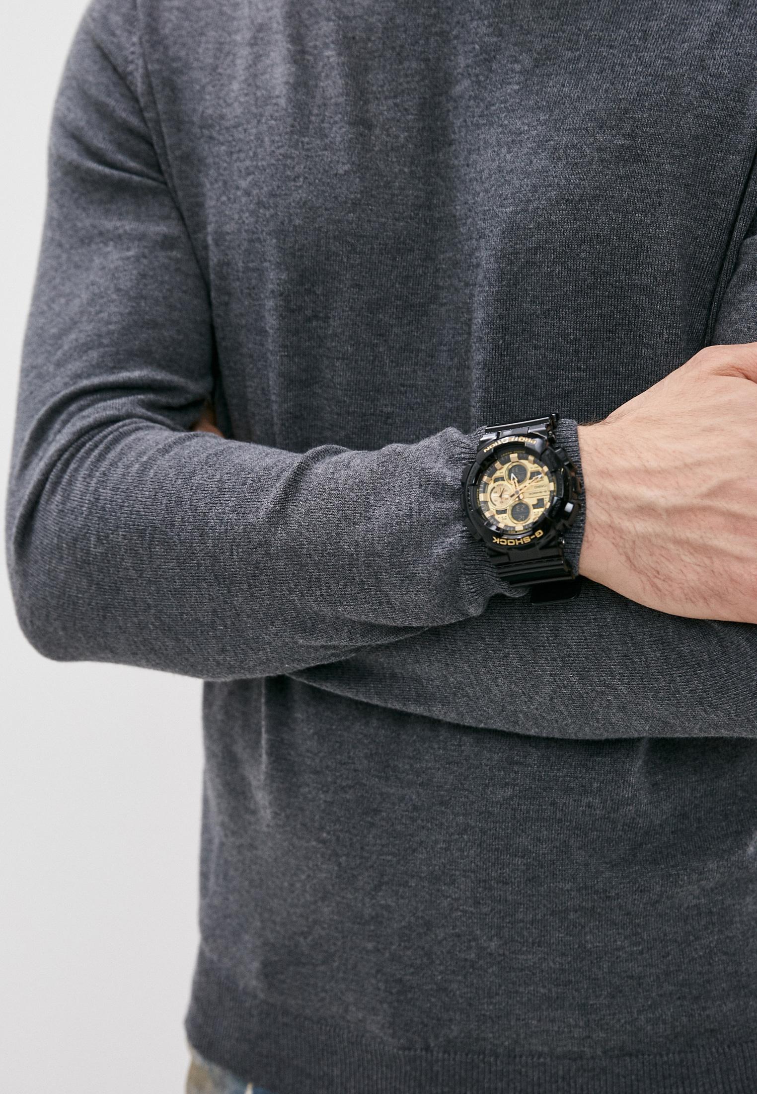 Мужские часы Casio GA-140GB-1A1ER: изображение 6