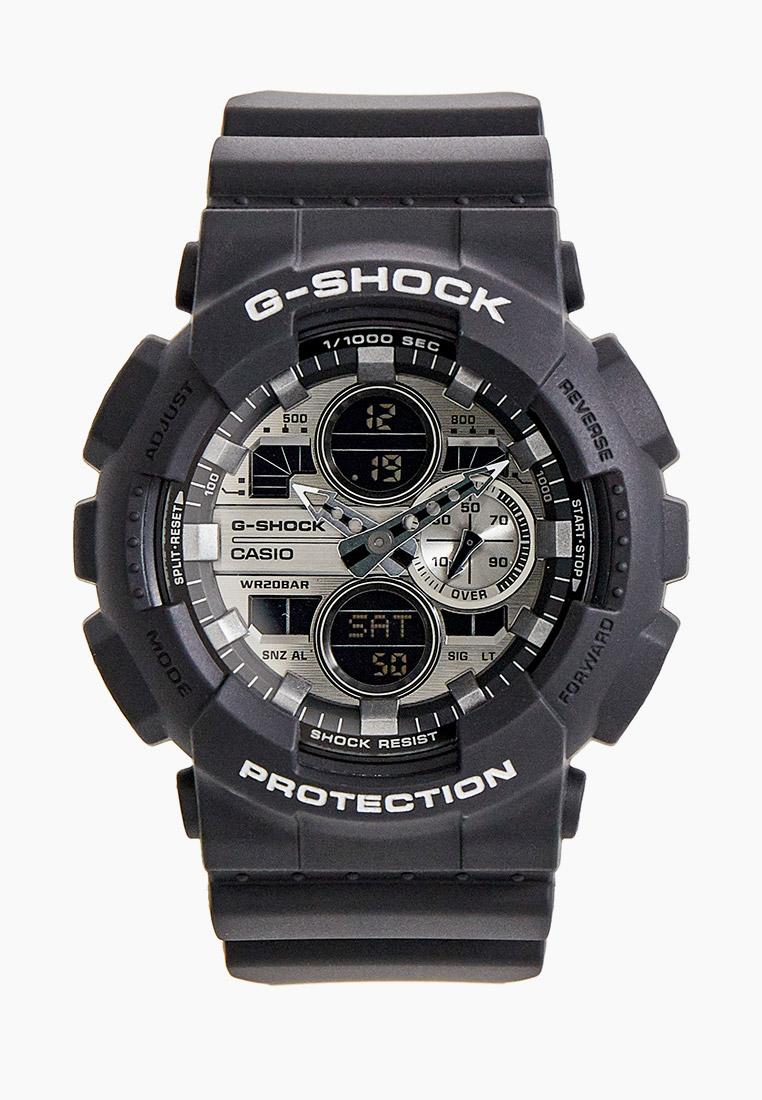 Мужские часы Casio GA-140GM-1A1ER: изображение 1