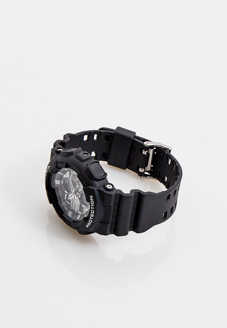 Мужские часы Casio GA-140GM-1A1ER: изображение 3